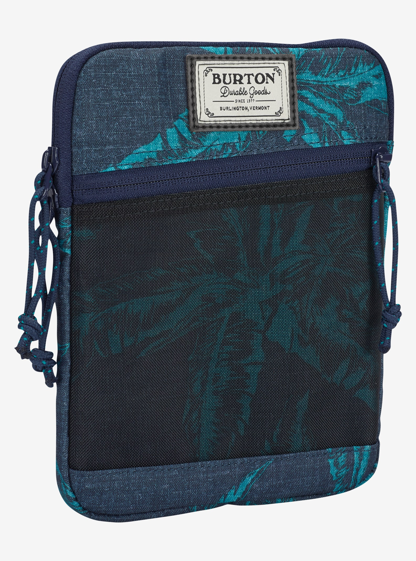 Burton Hyperlink 7in Mini Tablet Sleeve shown in Tropical Print