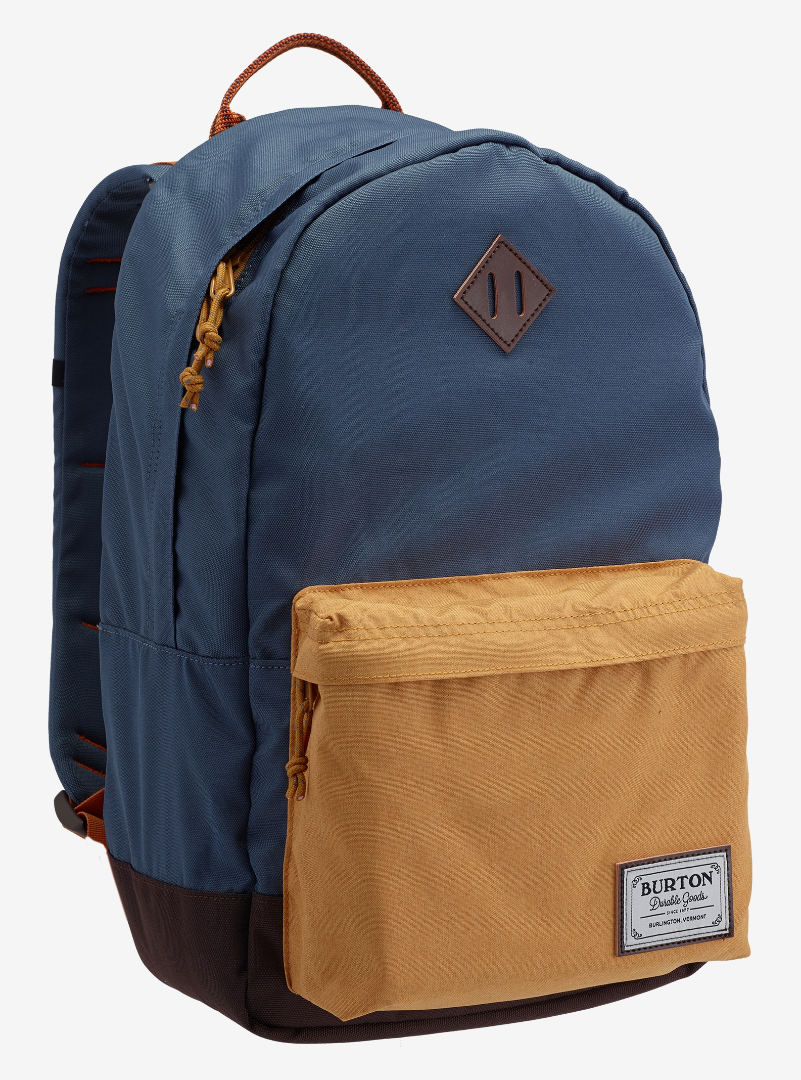 Burton Kettle Backpack shown in Washed Blue