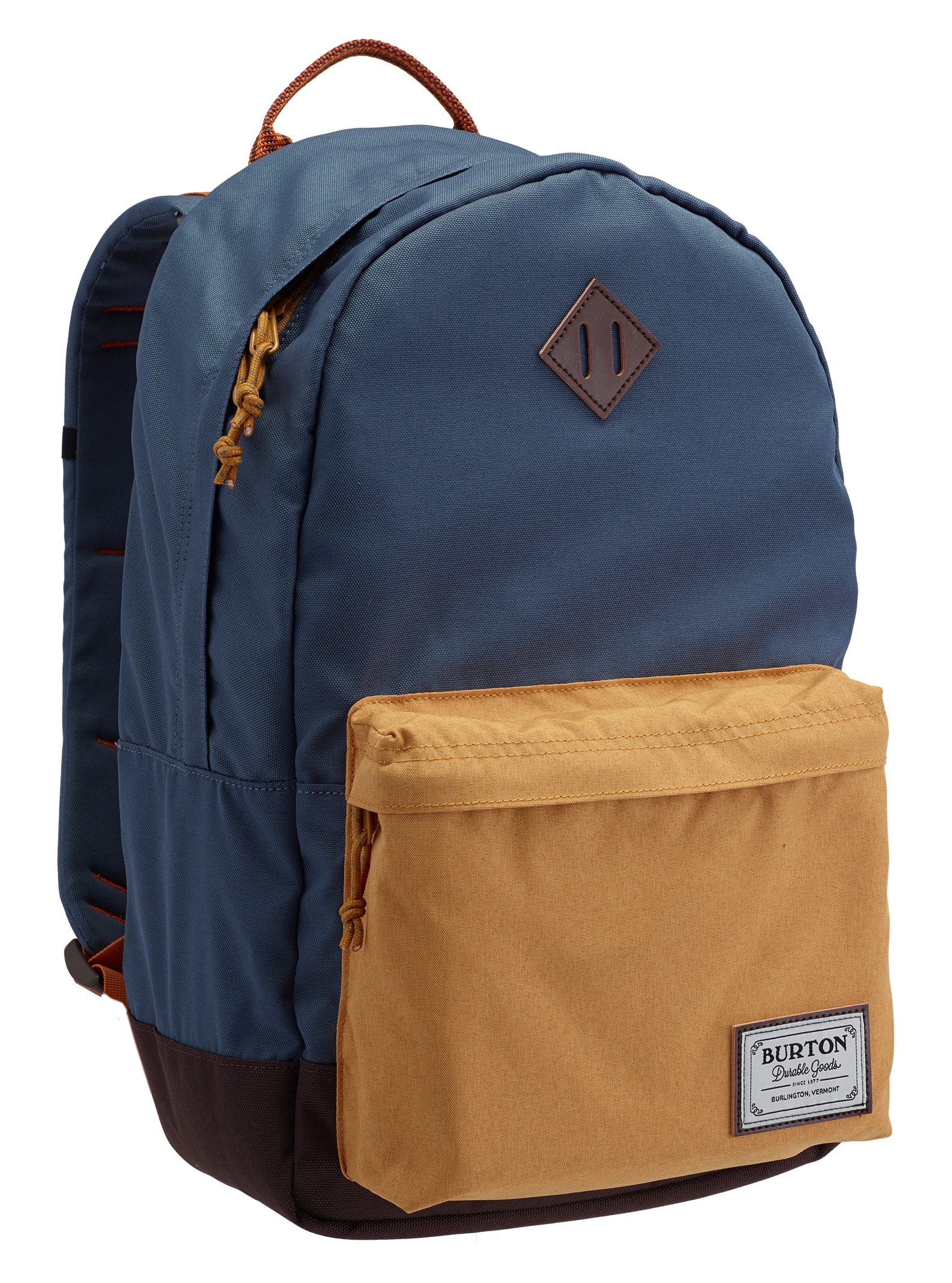 Burton - Sac à dos Kettle affichage en Washed Blue