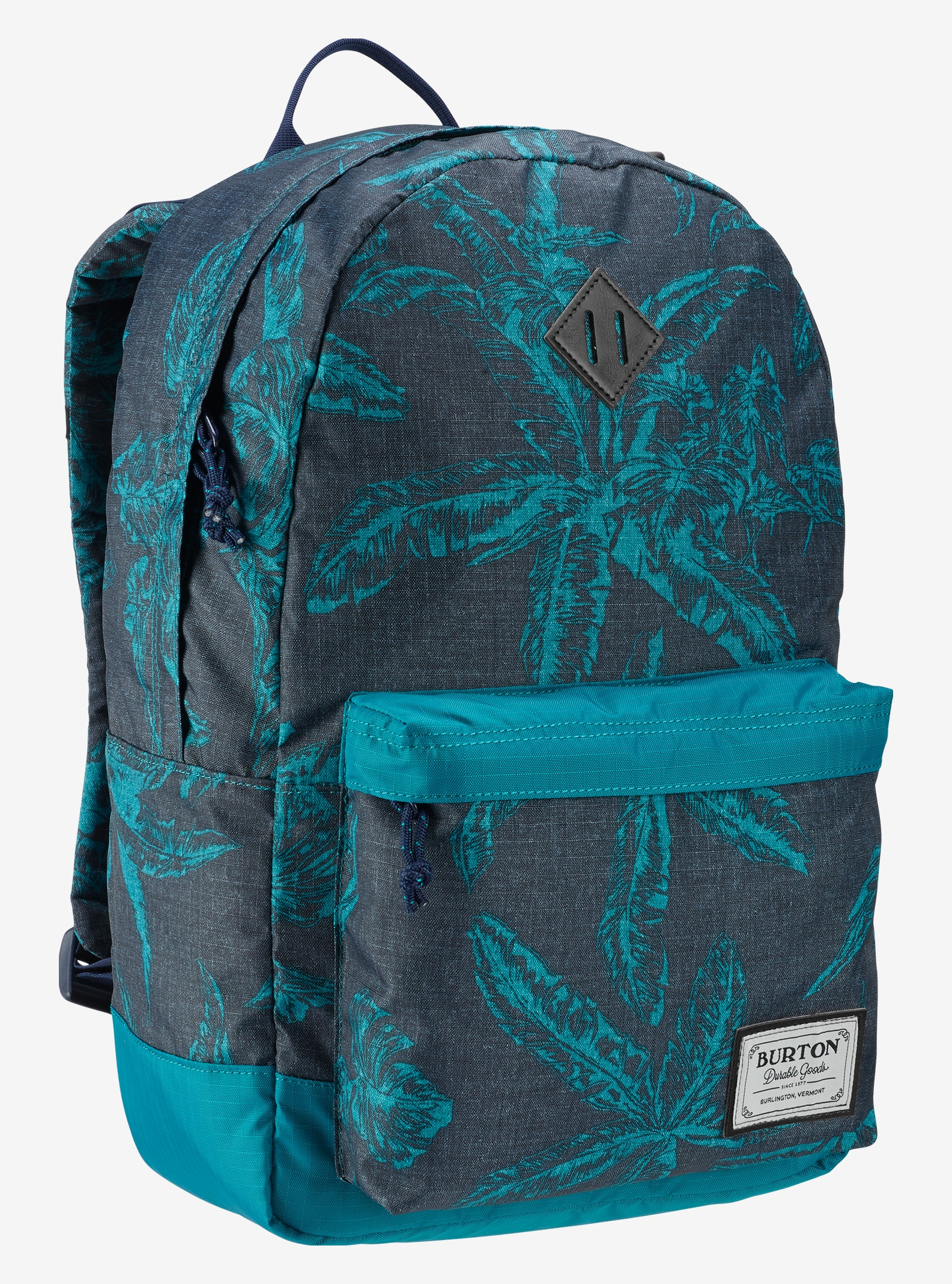 Burton Kettle Backpack shown in Tropical Print