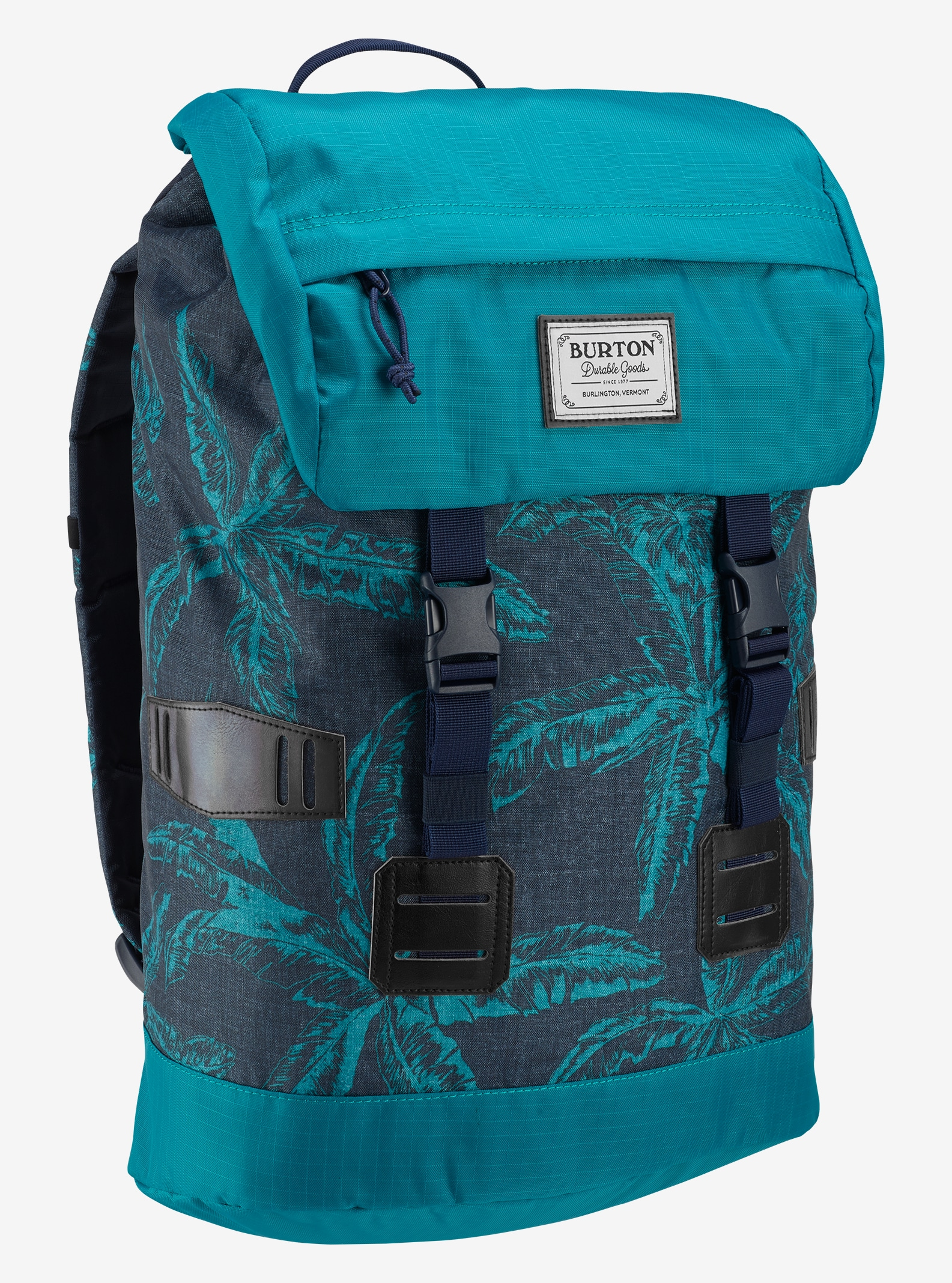 Burton Tinder Backpack shown in Tropical Print