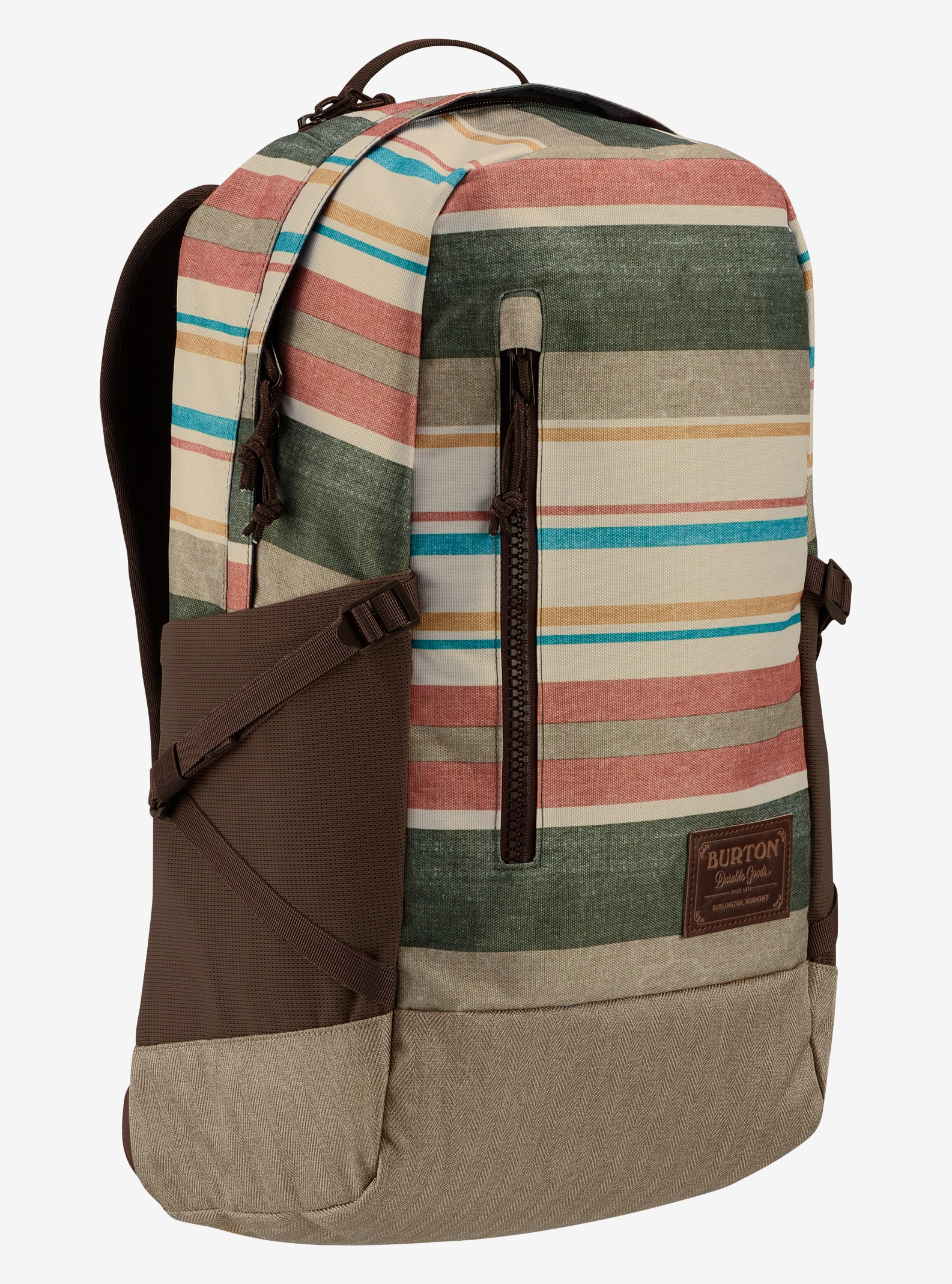 Burton Prospect Backpack shown in Rancher Stripe Print