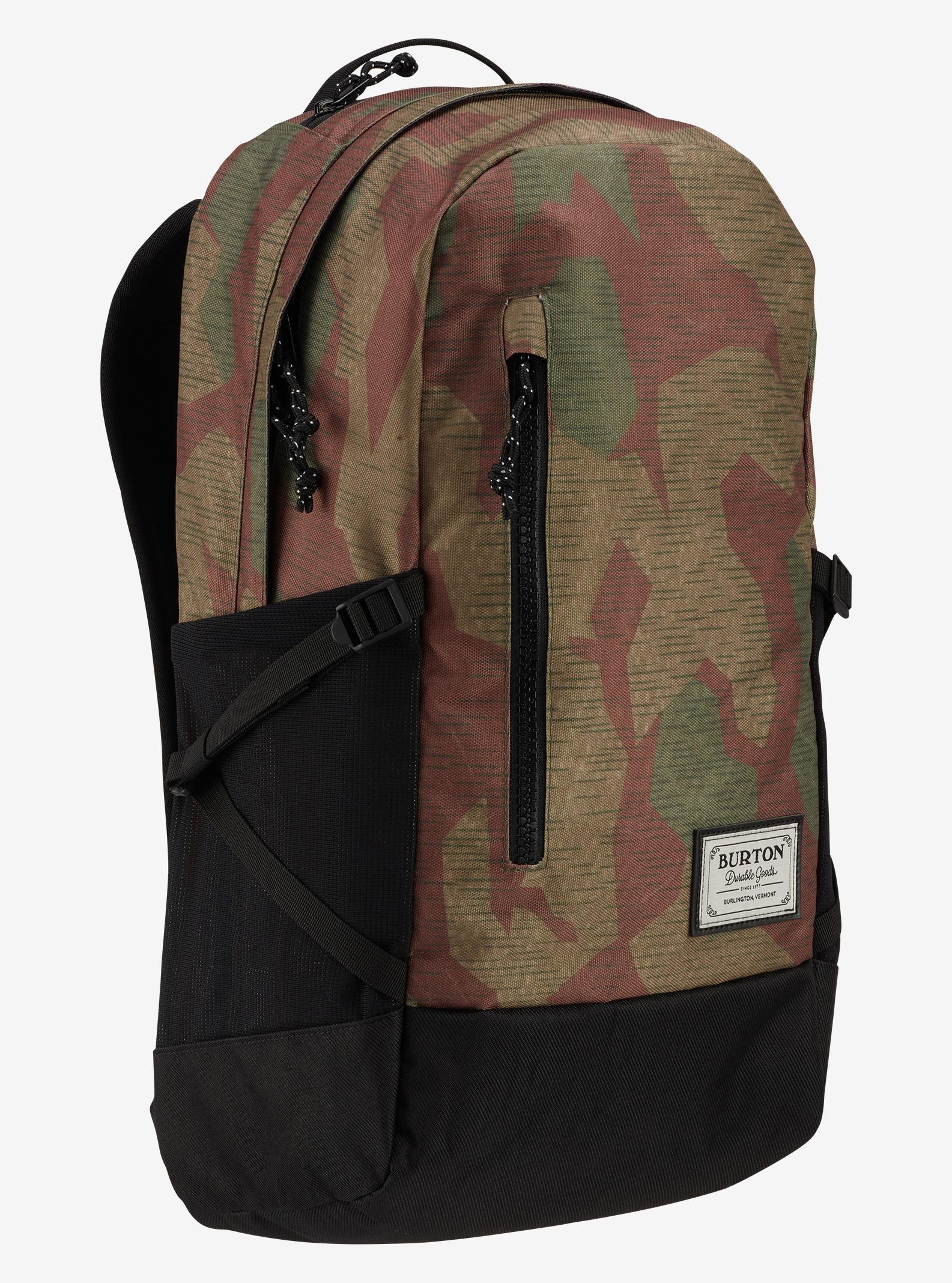 Burton Prospect Backpack shown in Splinter Camo Print
