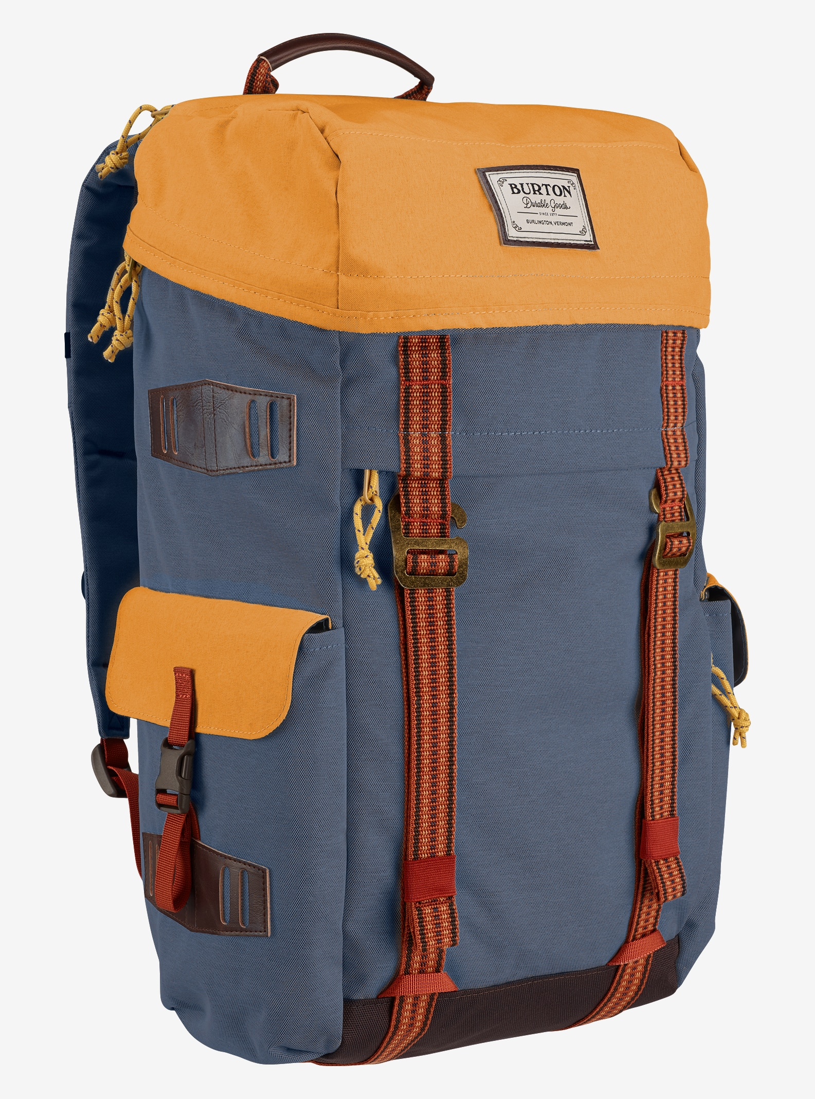 Burton Annex Backpack shown in Washed Blue