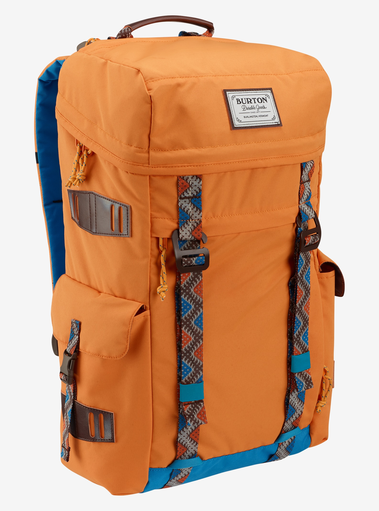 Burton Annex Backpack shown in Ascent Orange