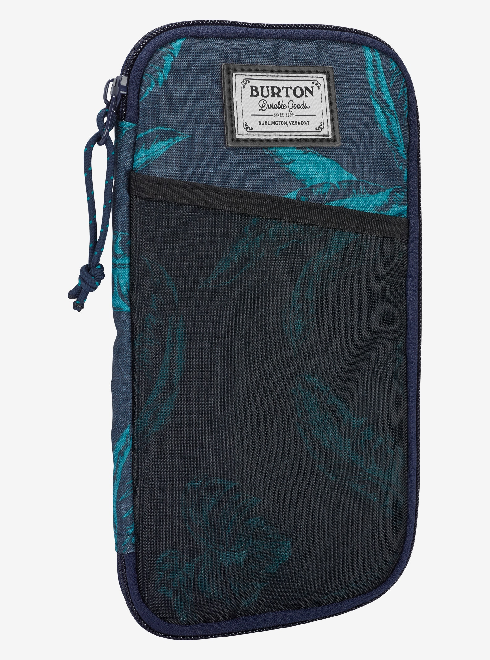 Burton Co-Pilot Travel Case shown in Tropical Print