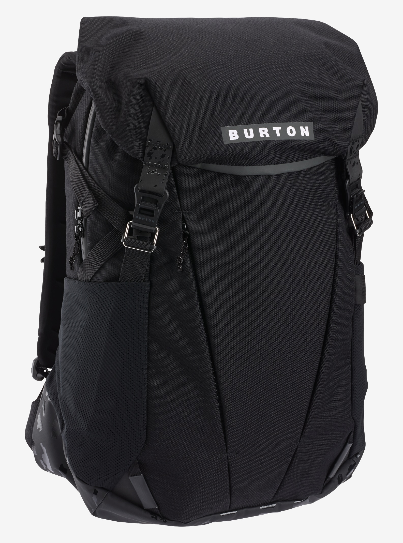 Burton Spruce Backpack shown in True Black Cordura®