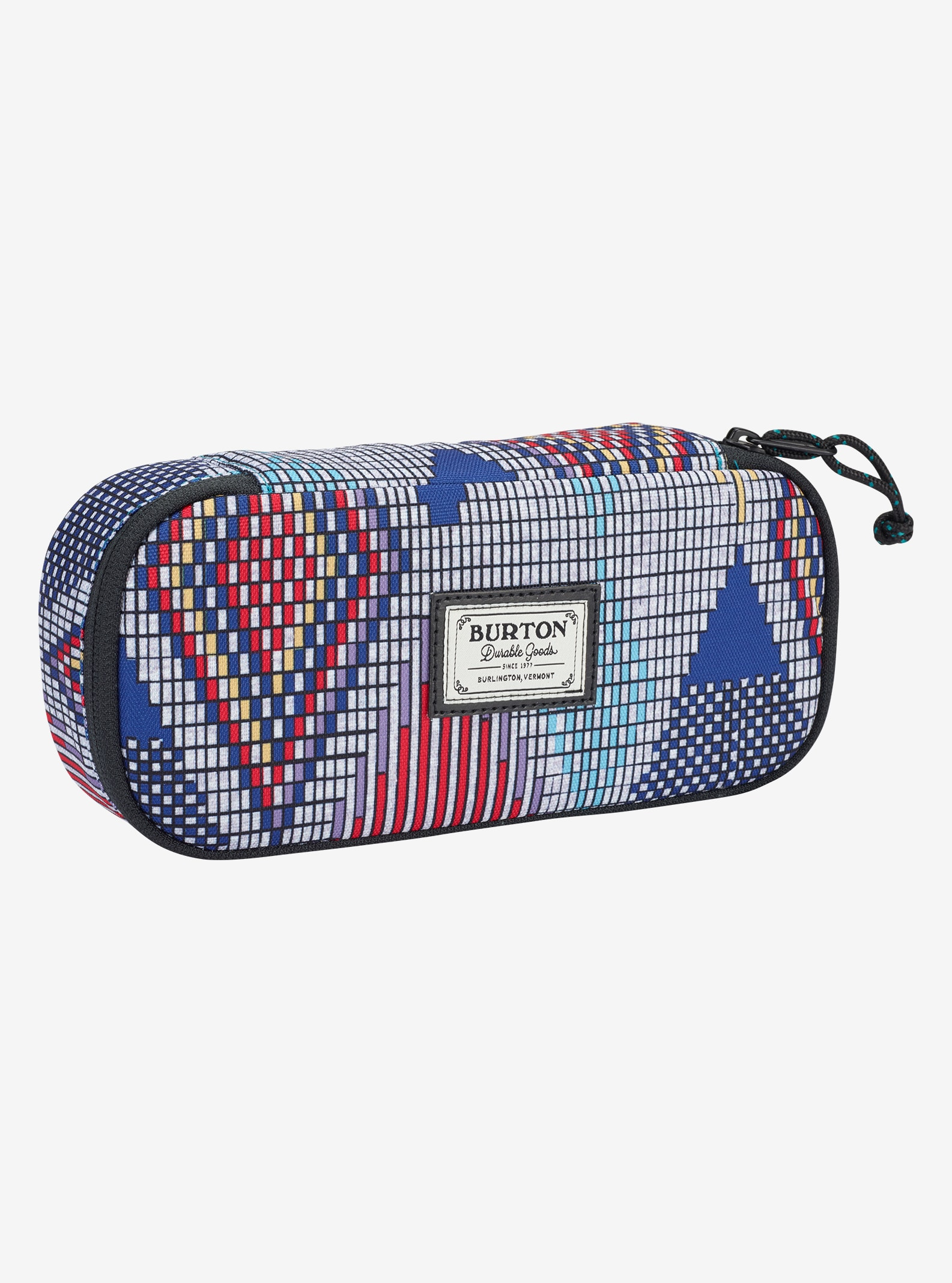 Burton Switchback Case shown in De Geo Print
