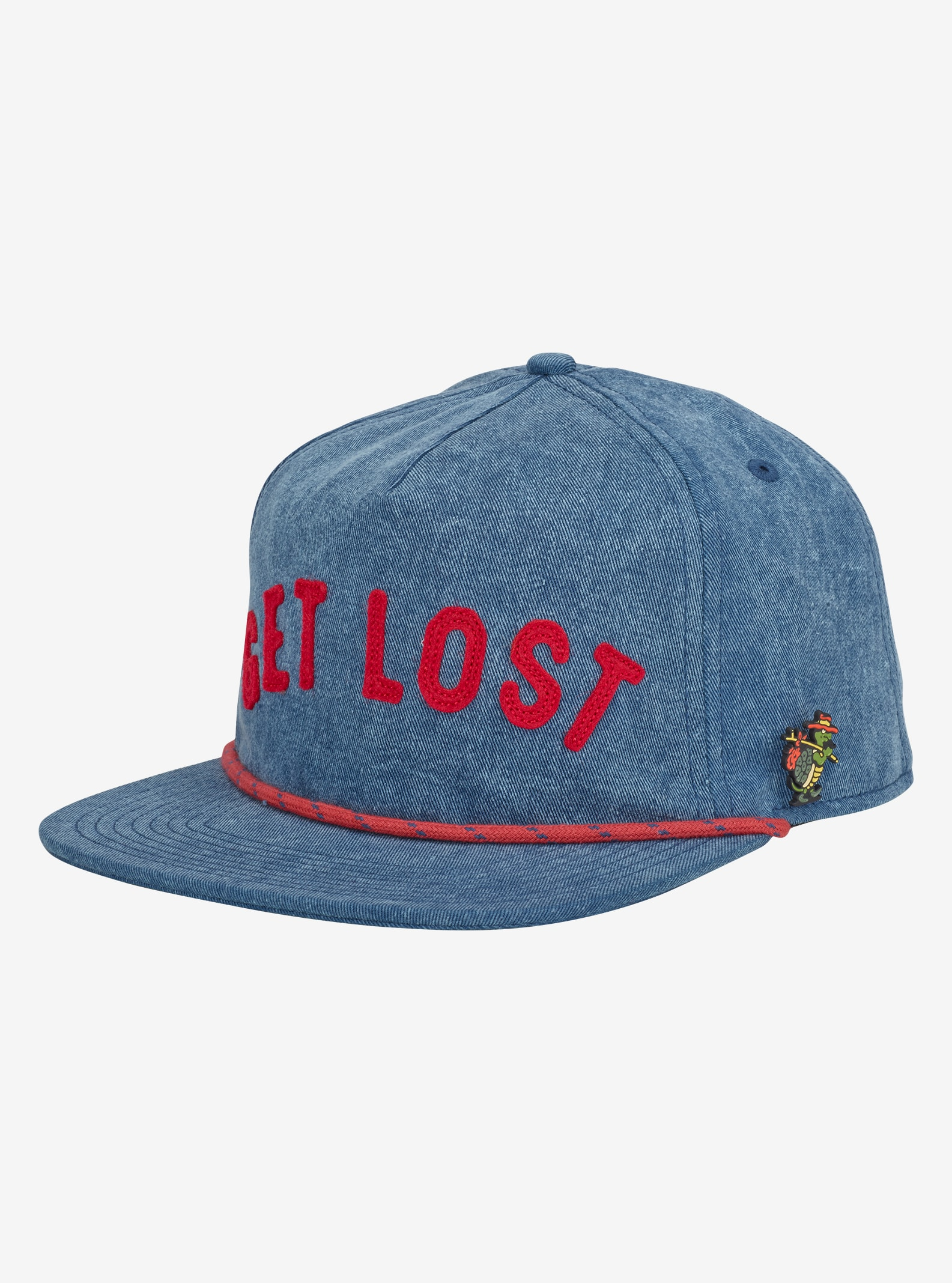 Burton Get Lost Hat shown in Indigo