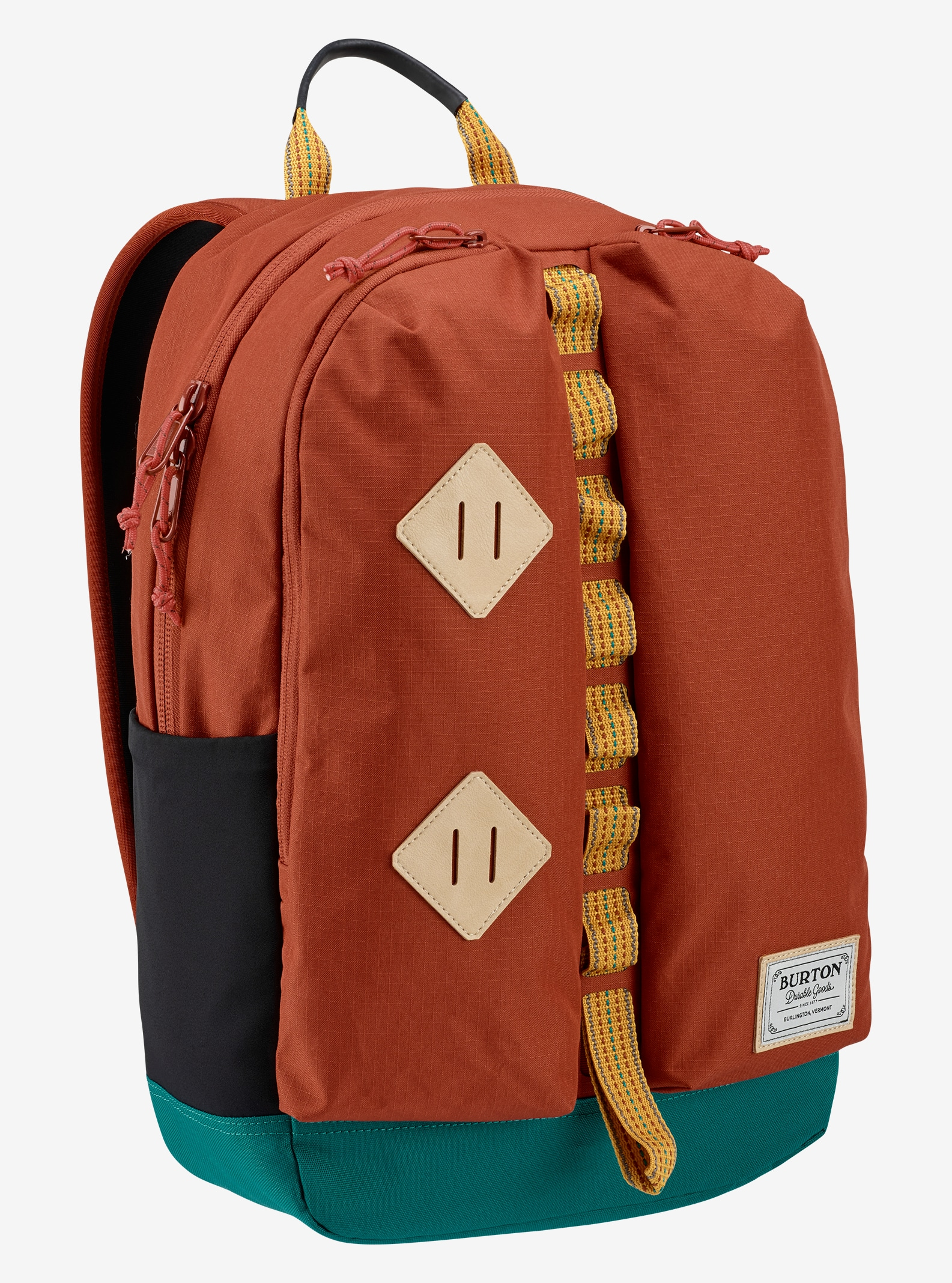 Burton Homestead Backpack shown in Tandori Ripstop