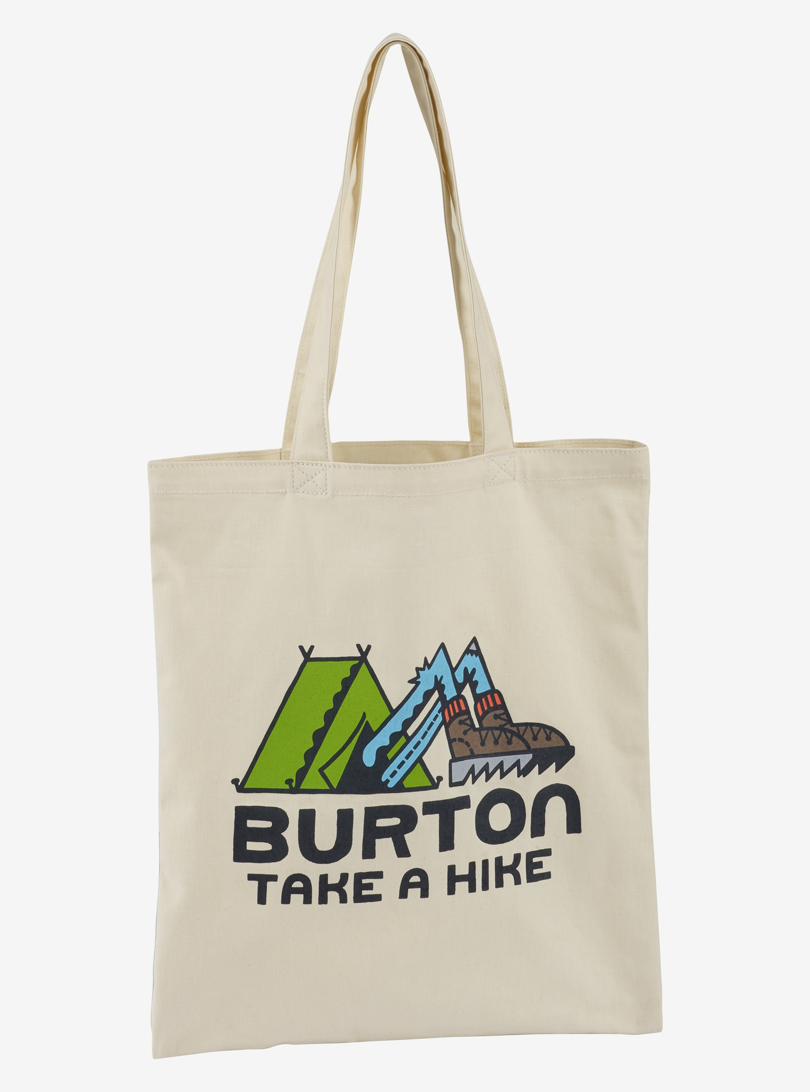 Burton Simple Tote Bag shown in Canvas