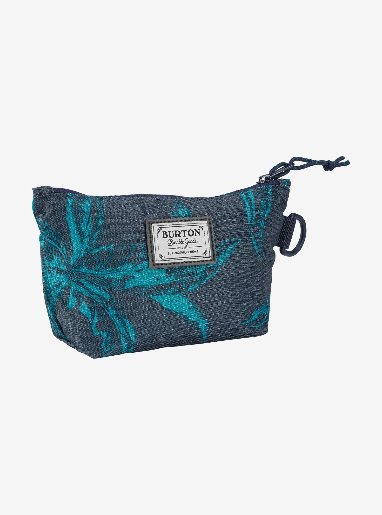 Burton Utility Pouch Small shown in Tropical Print