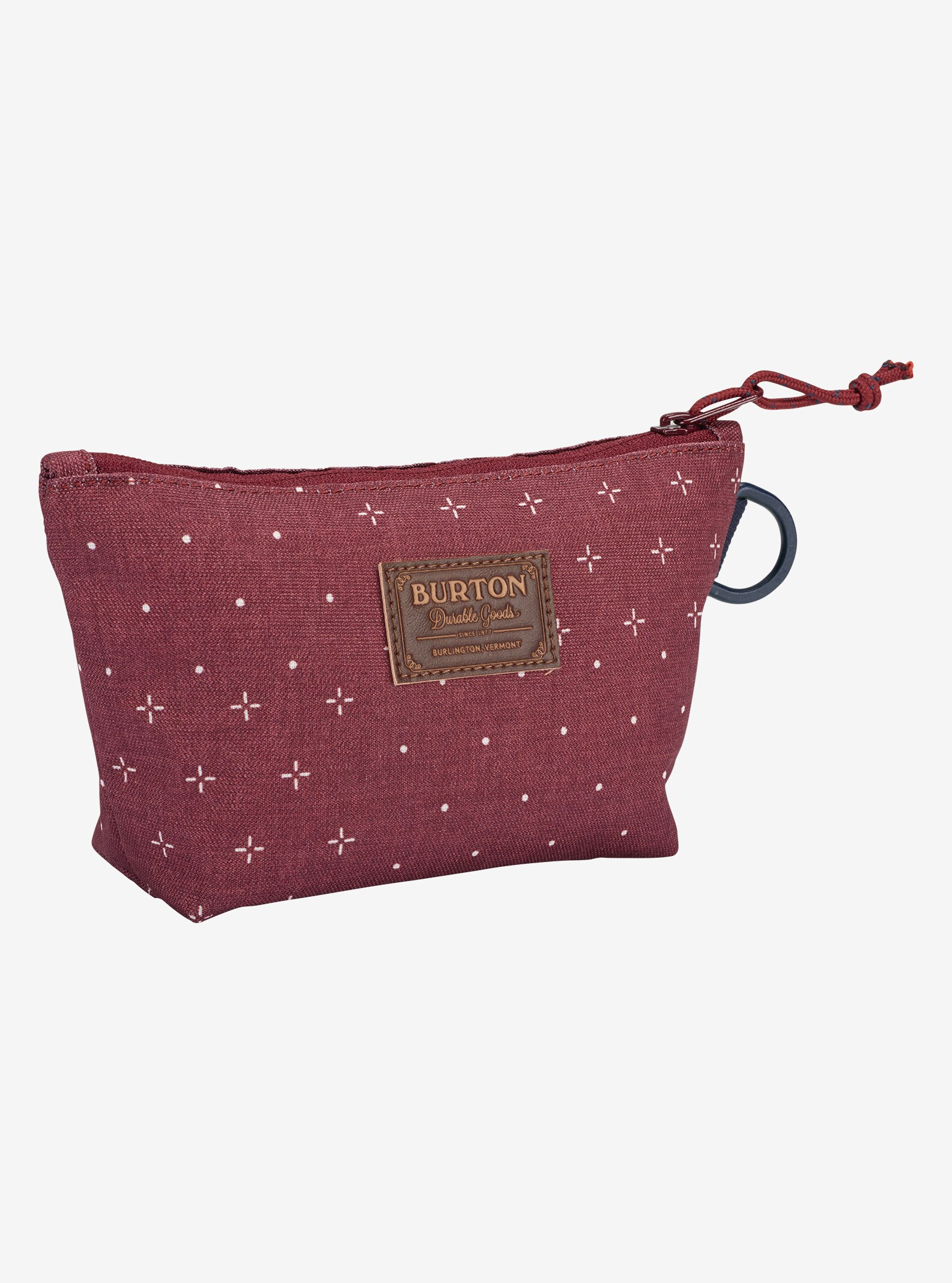Burton Utility Pouch Small shown in Mandana Print
