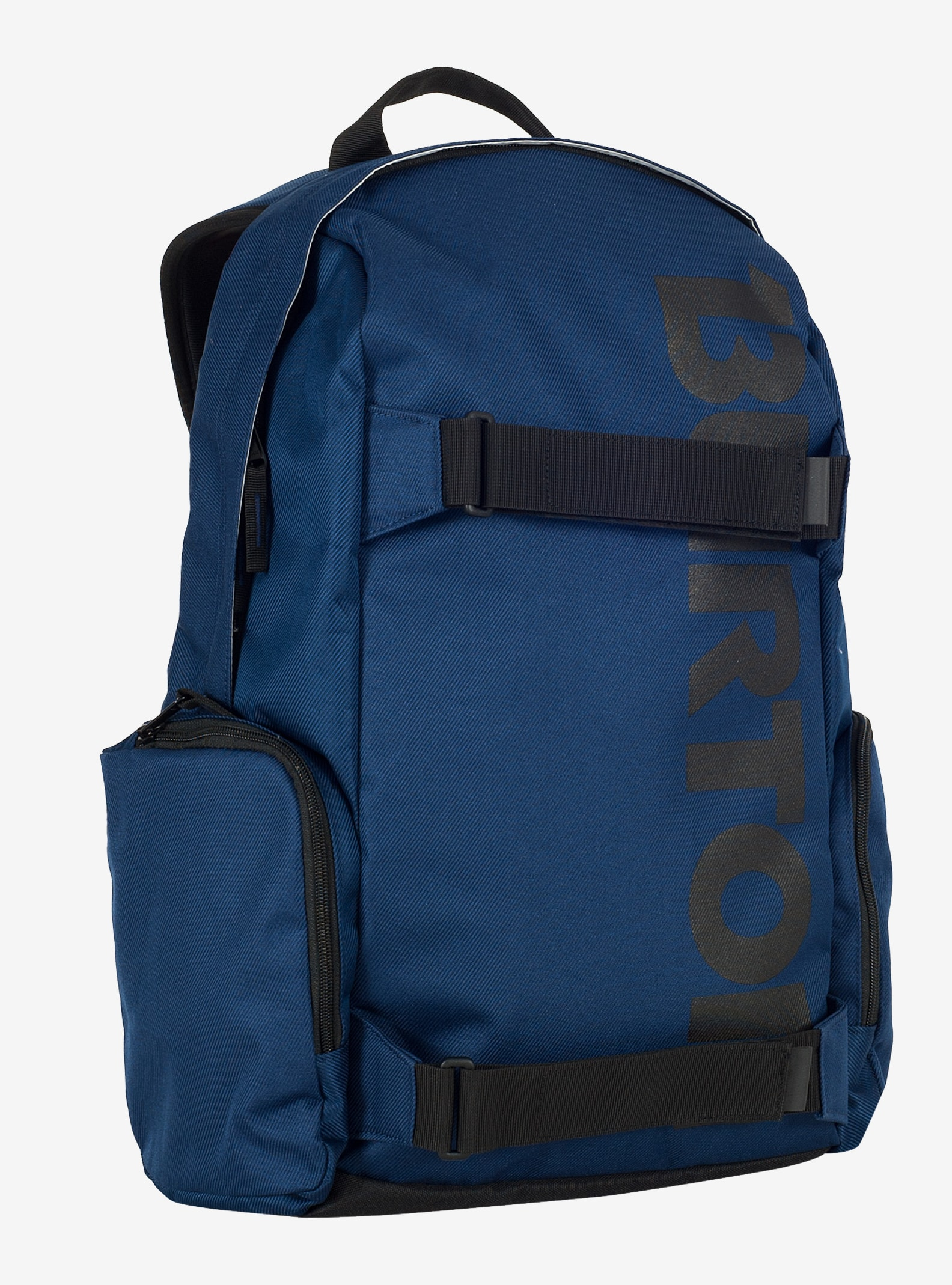 Burton Emphasis Backpack shown in Medieval Blue Twill