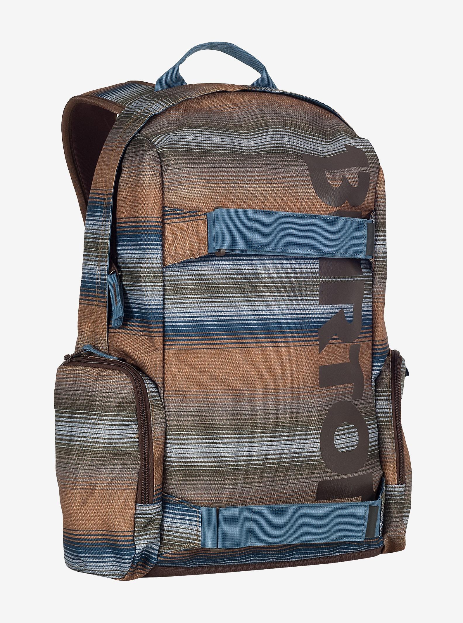 Burton Emphasis Backpack shown in Beach Stripe Print