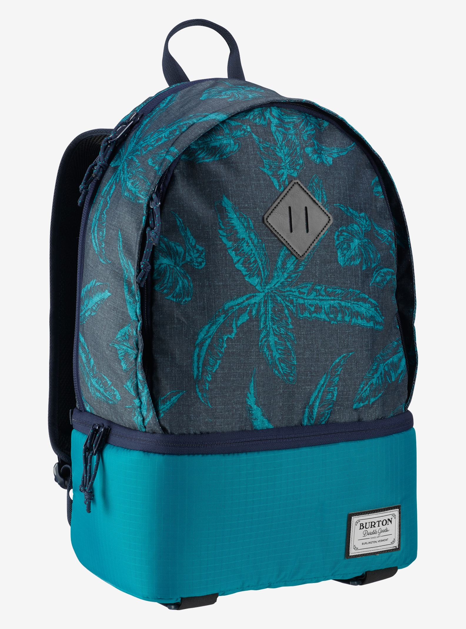 Burton Big Buddy Backpack shown in Tropical Print