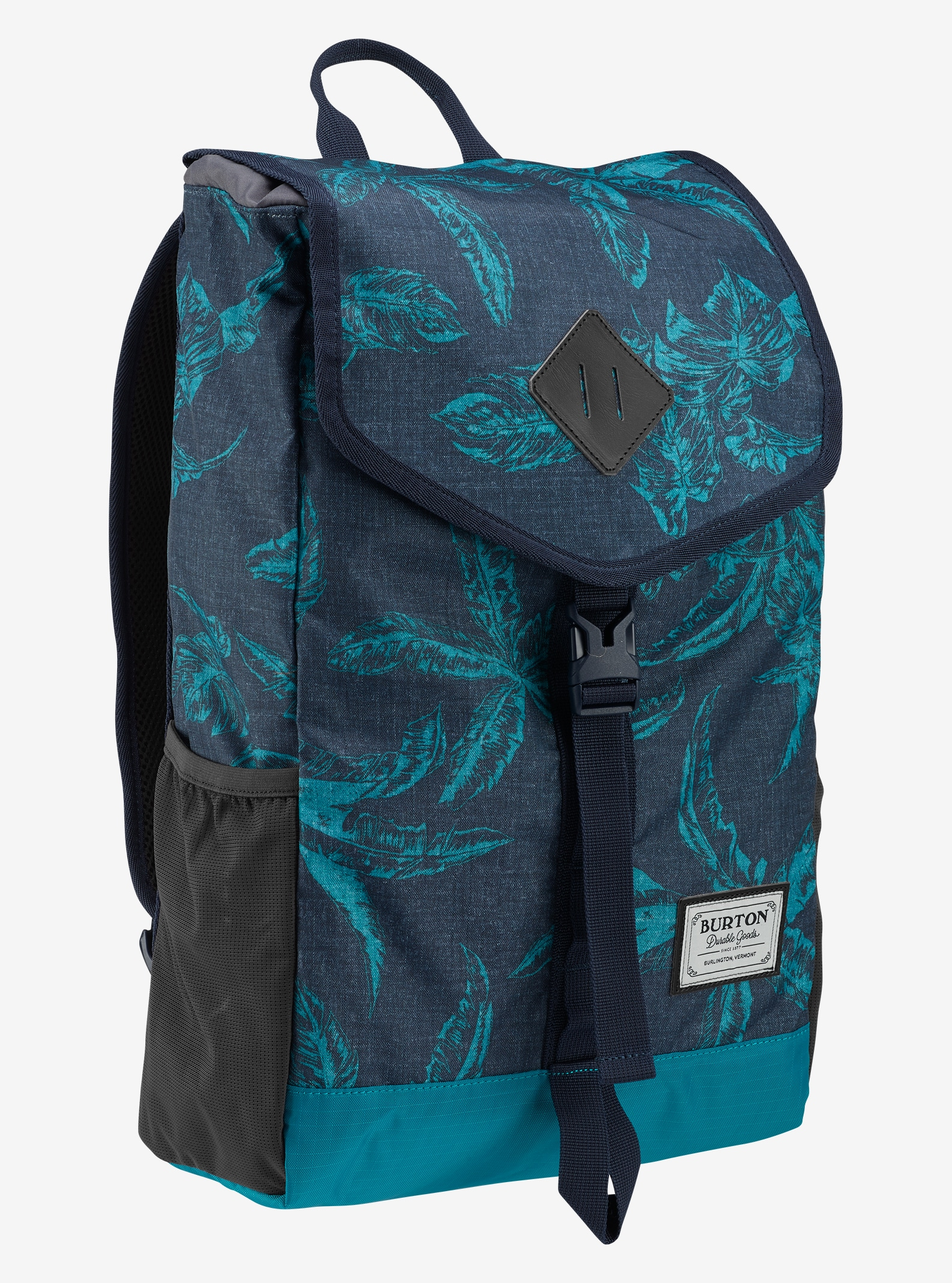Burton Westfall Backpack shown in Tropical Print
