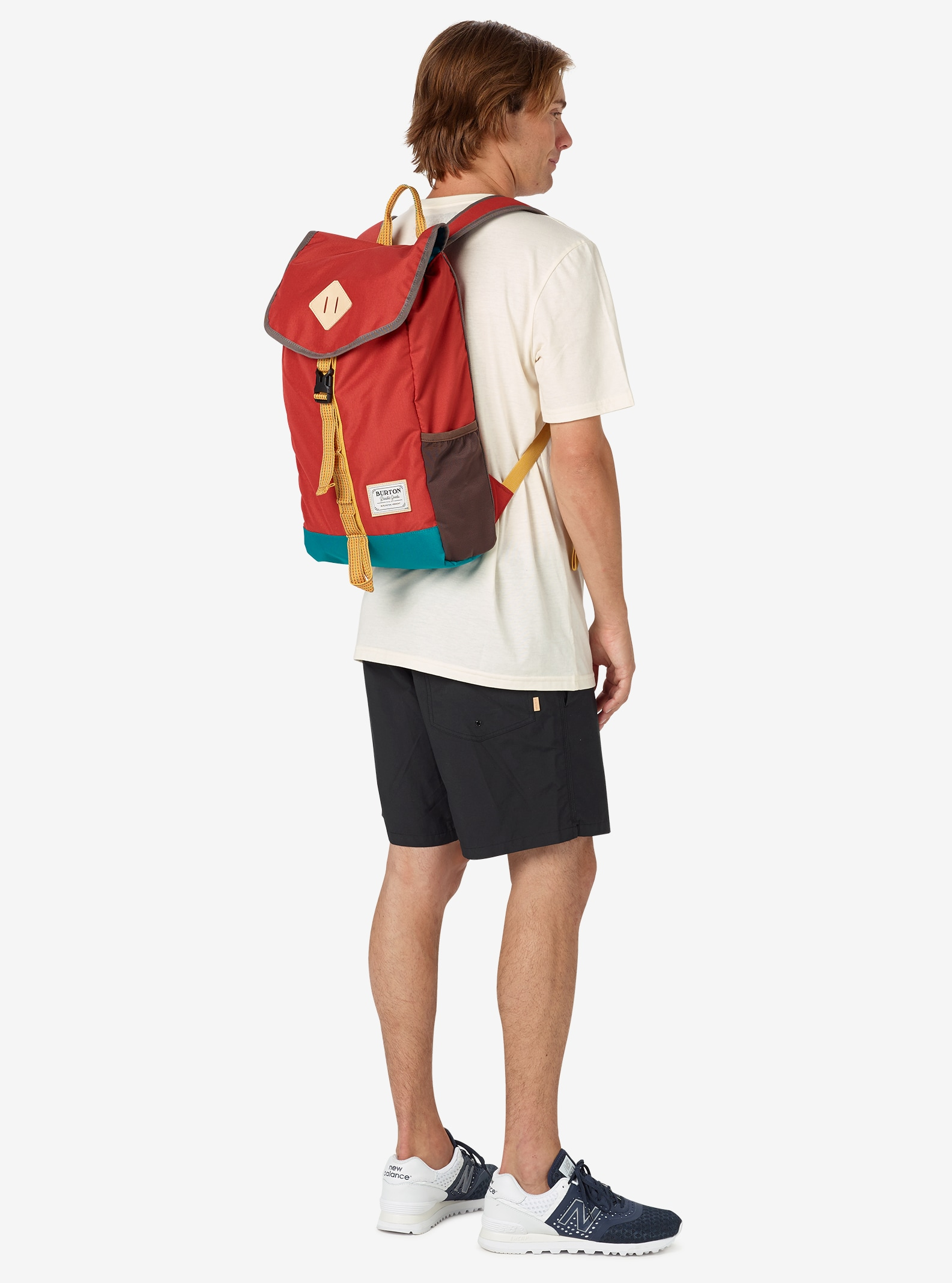 Burton Westfall Backpack shown in Tandori Ripstop
