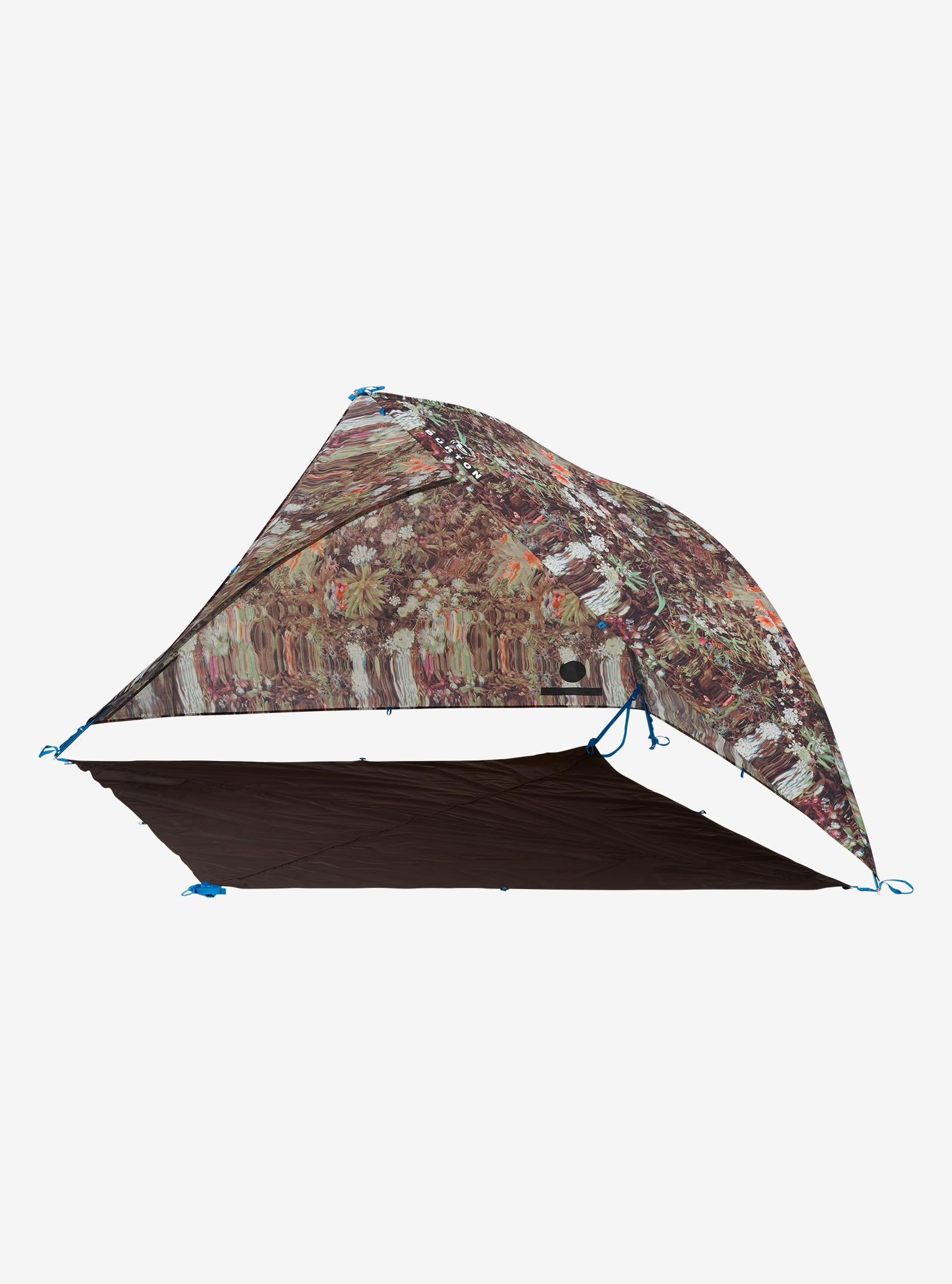 Big Agnes x Burton Whetstone Shelter - Large shown in Day Tripper Print