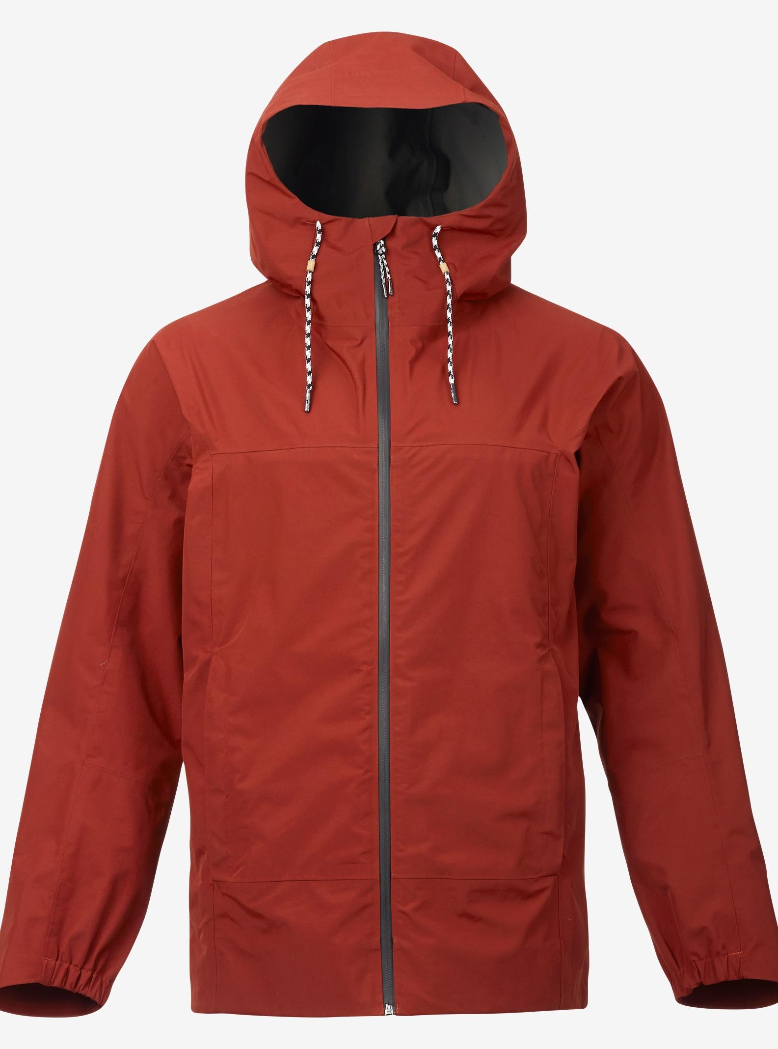 Burton GORE-TEX® 2L Packrite Rain Jacket shown in Tandori