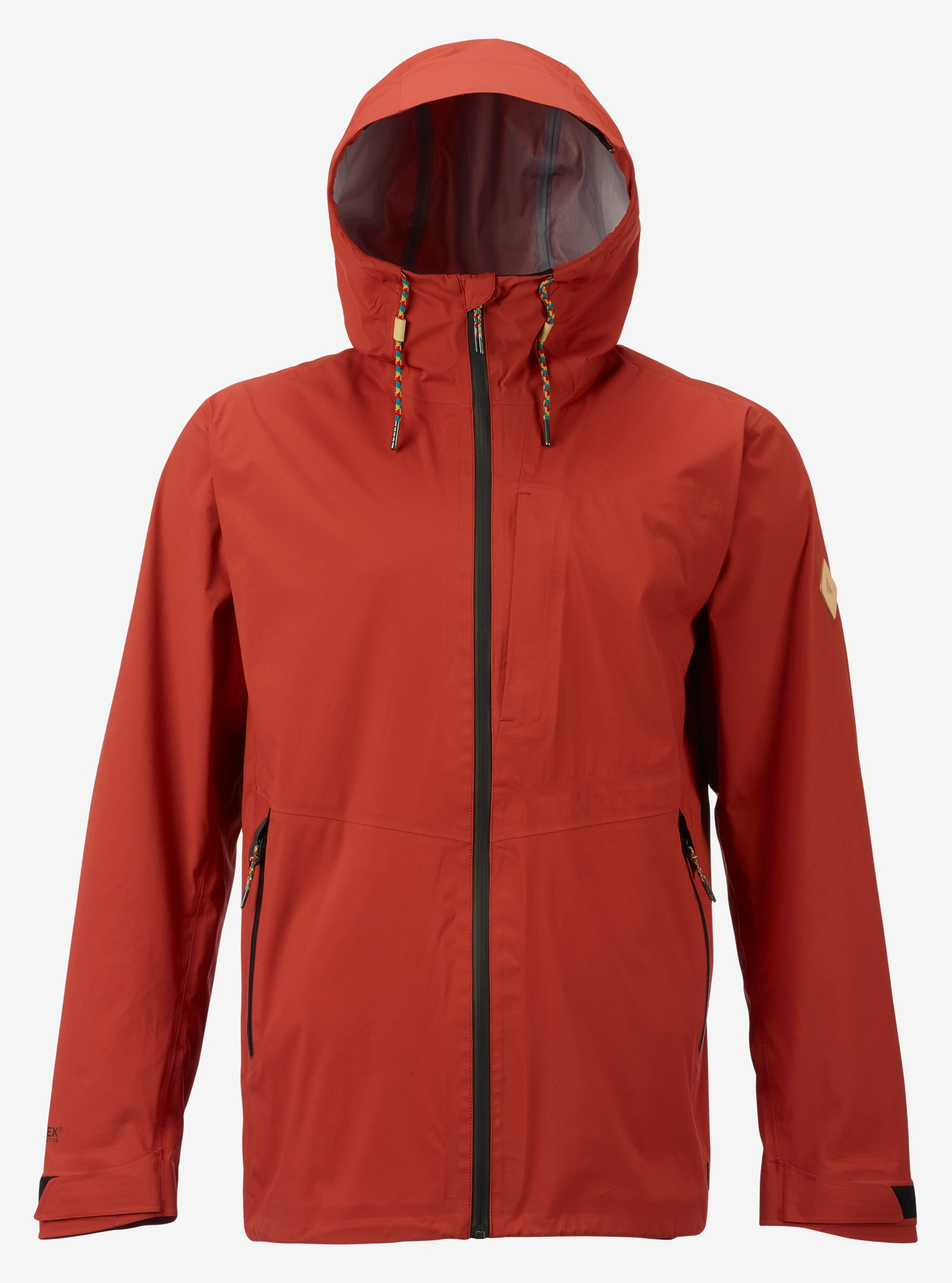 Burton GORE-TEX® 3L Sterling Rain Jacket shown in Tandori