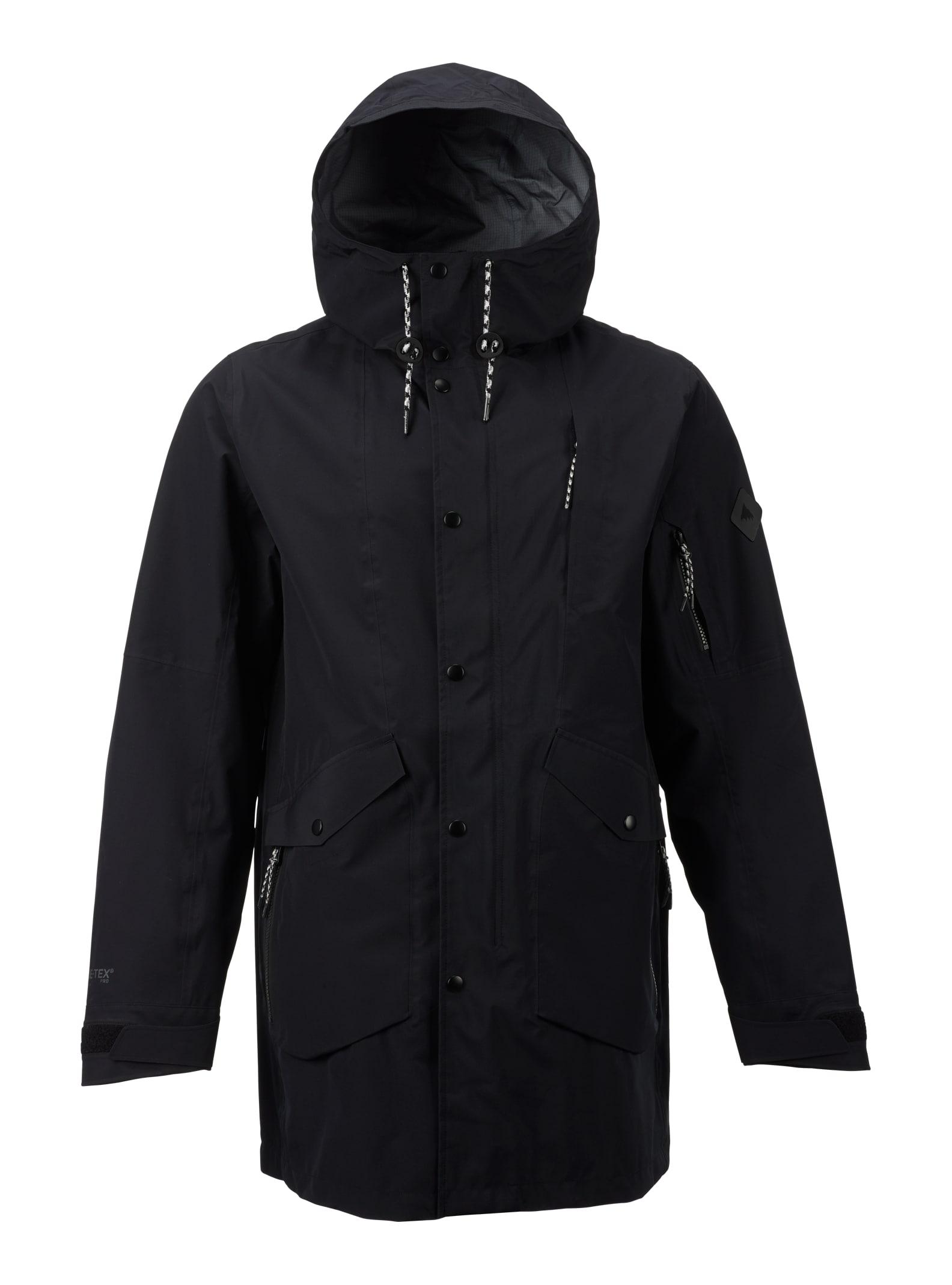 Burton GORE-TEX® 3L B-17 3L Regenjacke angezeigt in True Black