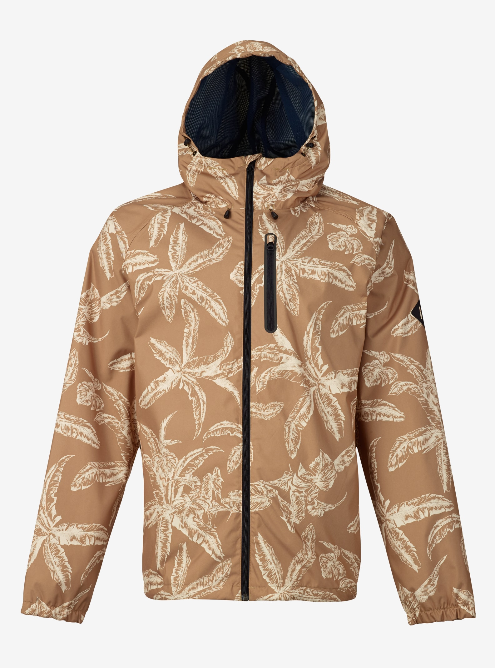 Burton Portal Jacket shown in Kelp Tropical