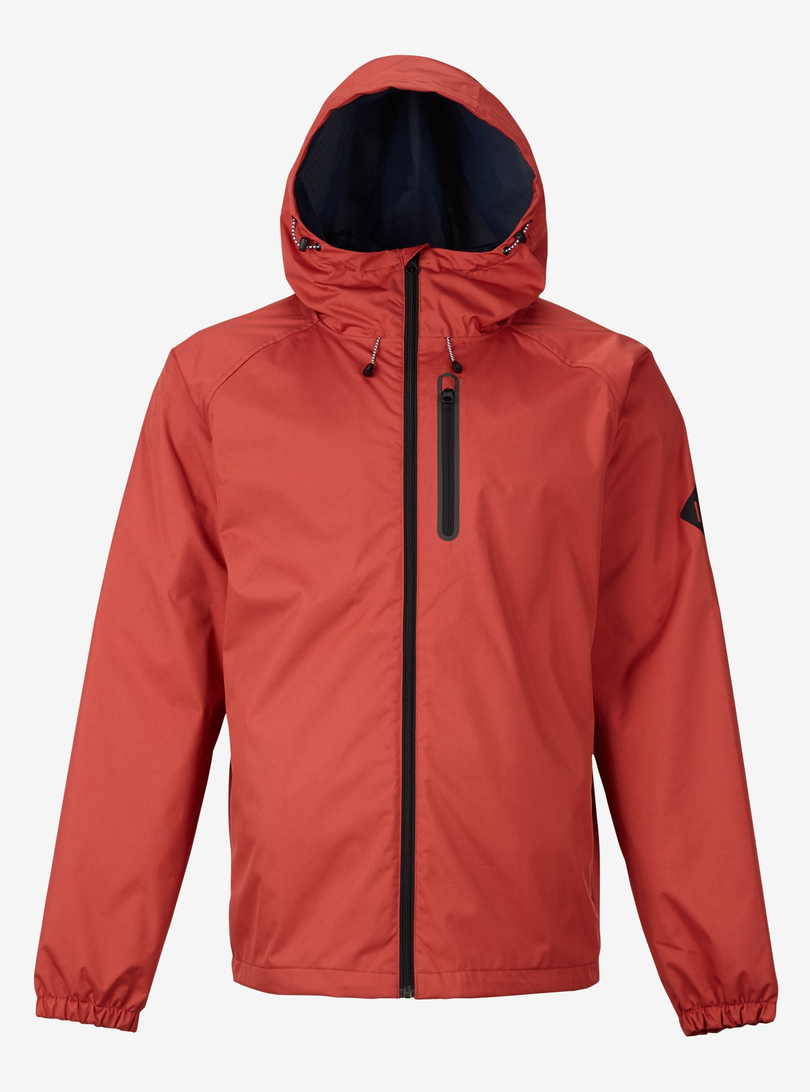 Burton Portal Rain Jacket shown in Tandori
