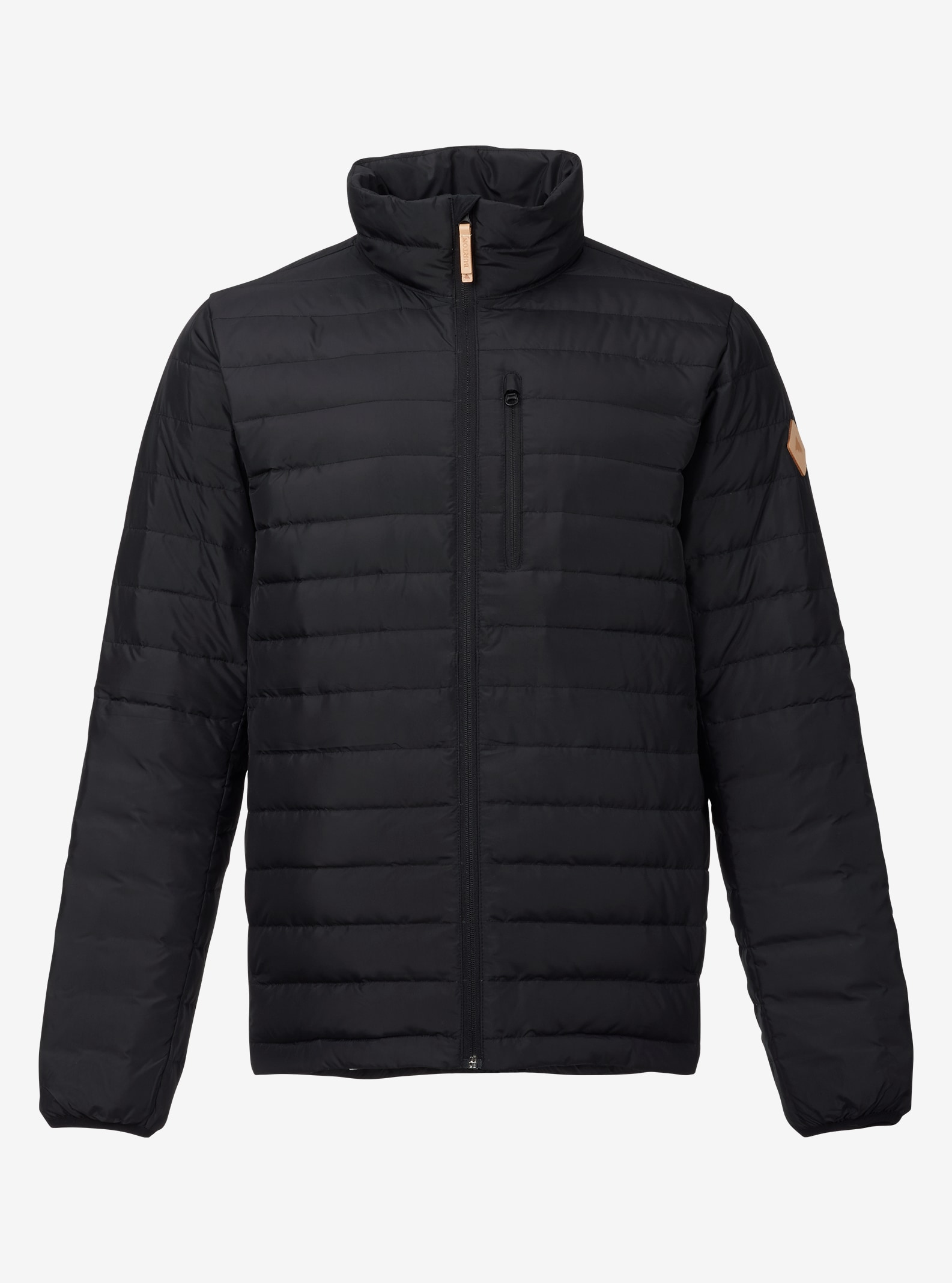 Burton Evergreen Lightweight Insulator Jacket shown in True Black