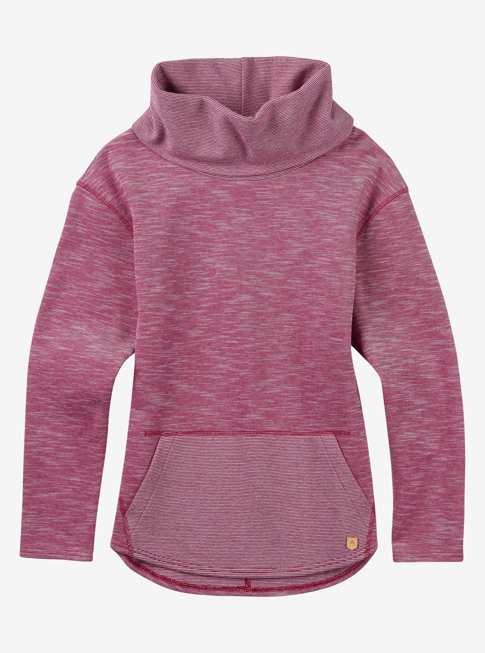 Burton Ellmore Pullover shown in Anemone Heather