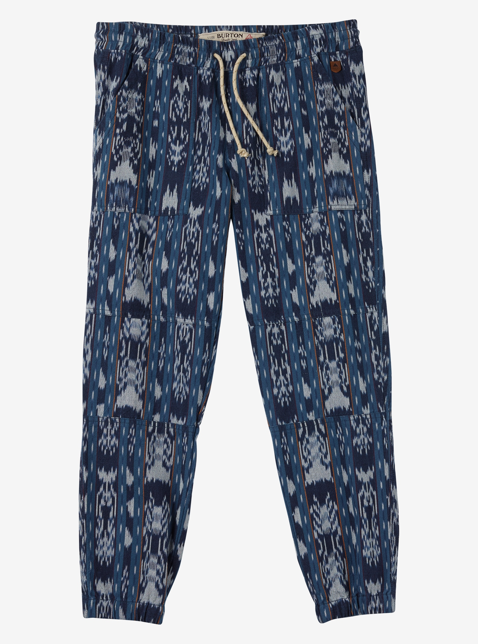 Burton Joy Hose angezeigt in Dark Denim Guatikat