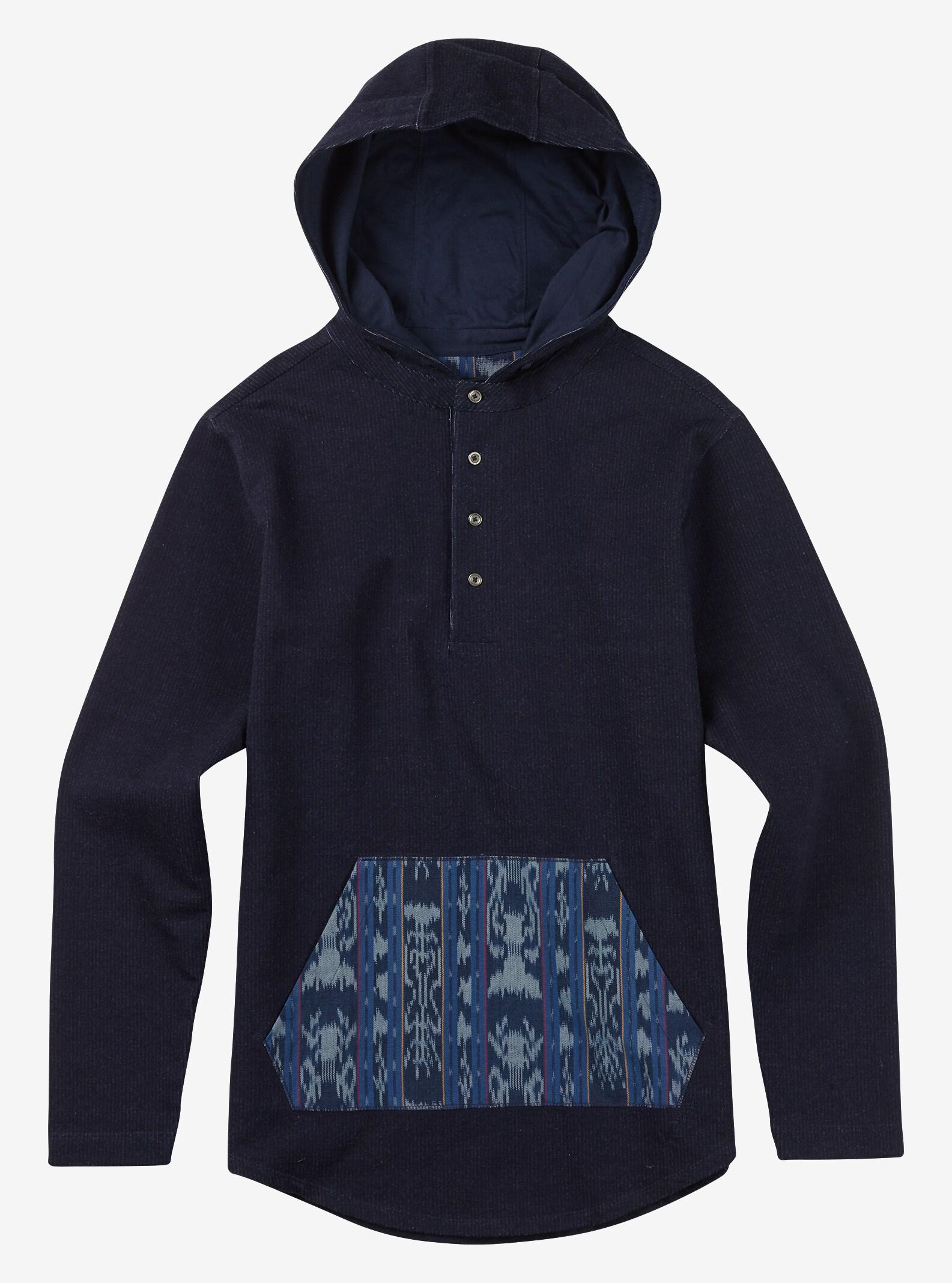 Burton Baja Pullover shown in Indigo