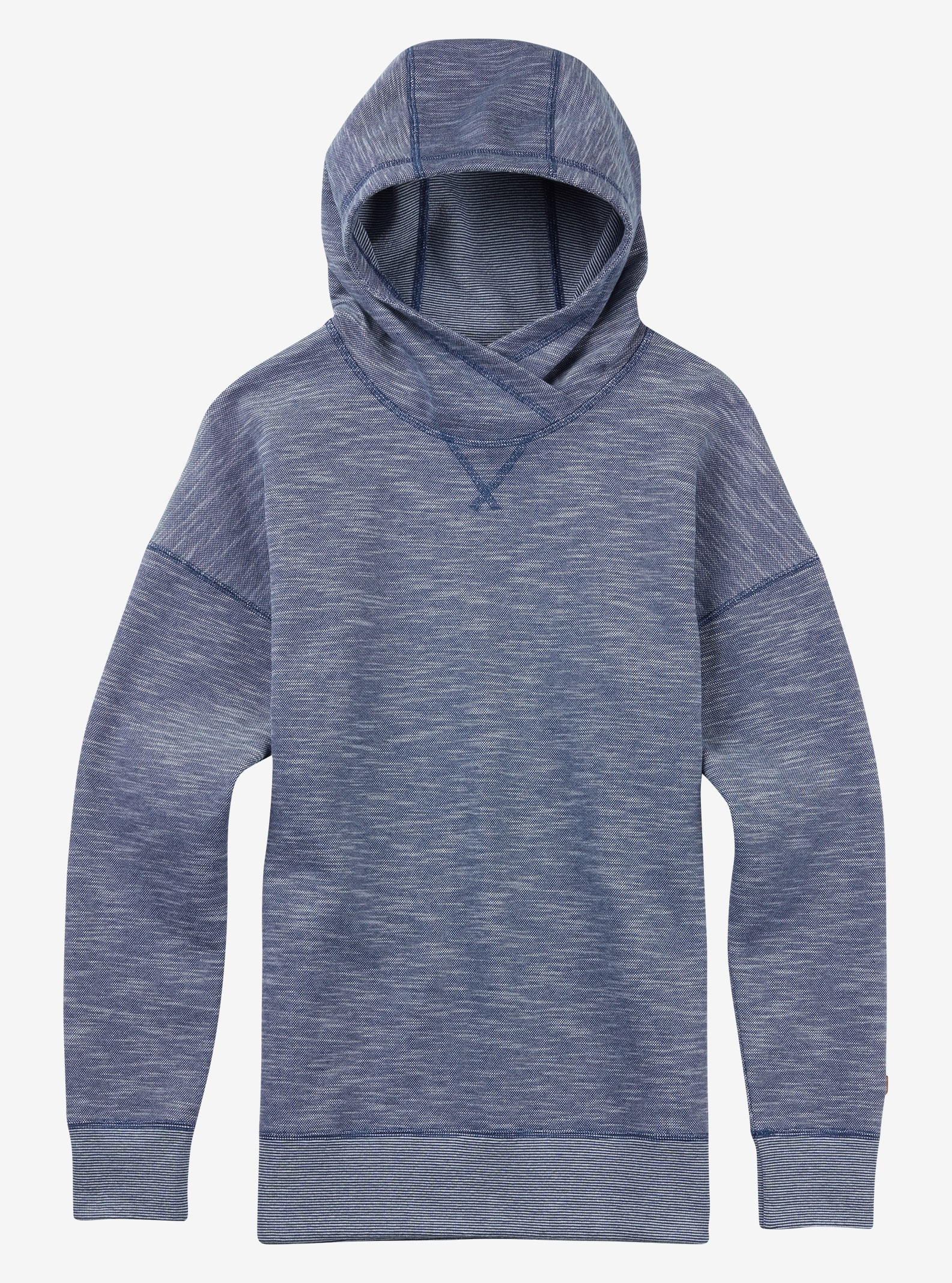 Burton Hixon Pullover angezeigt in True Blue Heather