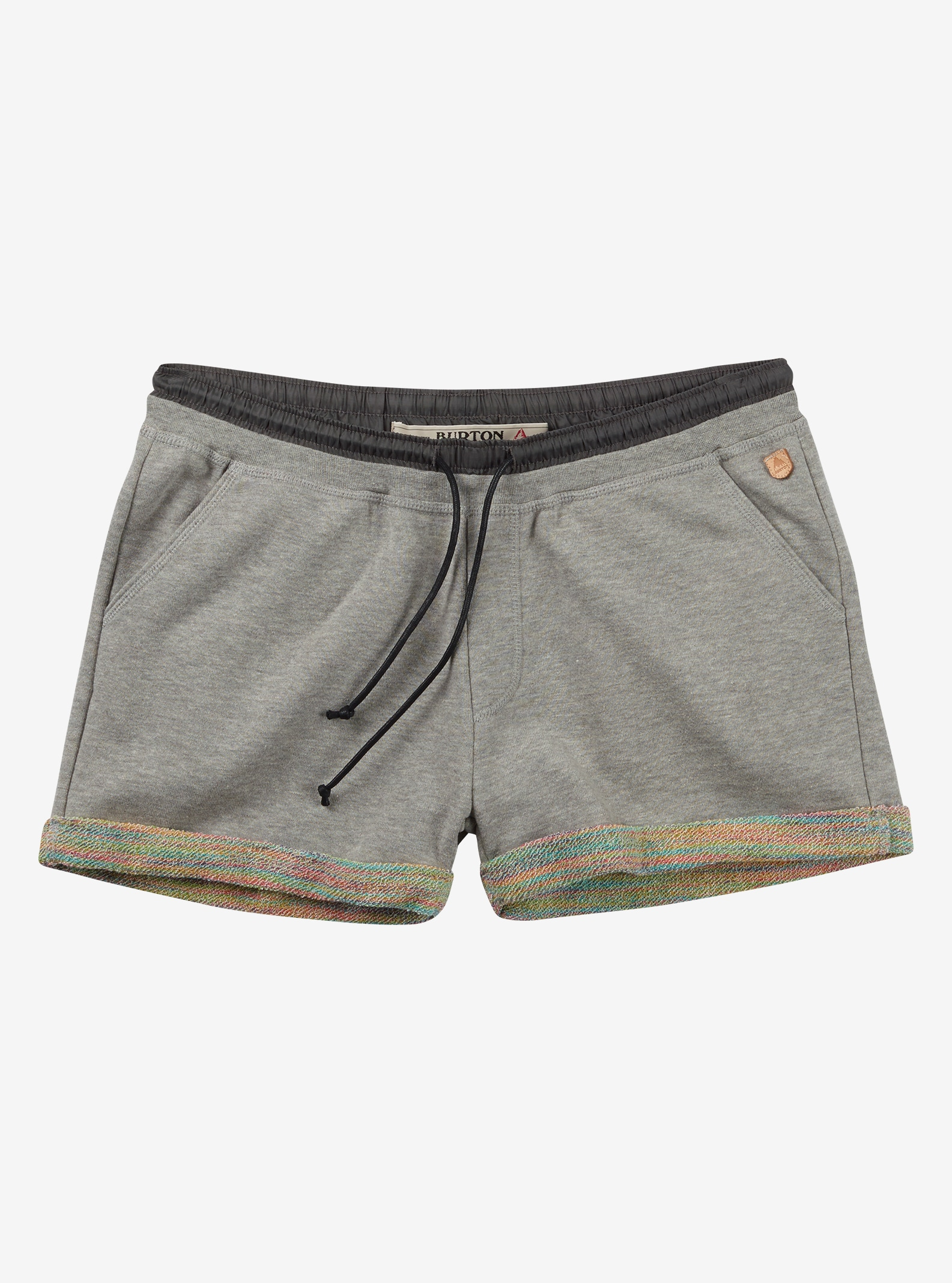 Burton Ambrose Shorts angezeigt in Gray Heather