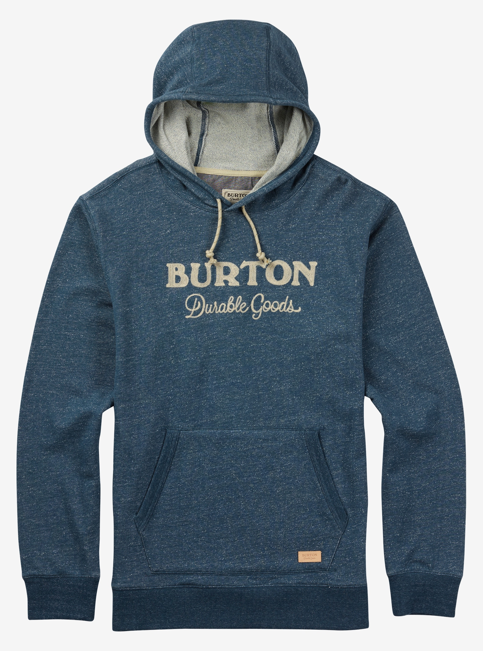 Burton Maynard Pullover shown in Indigo Heather