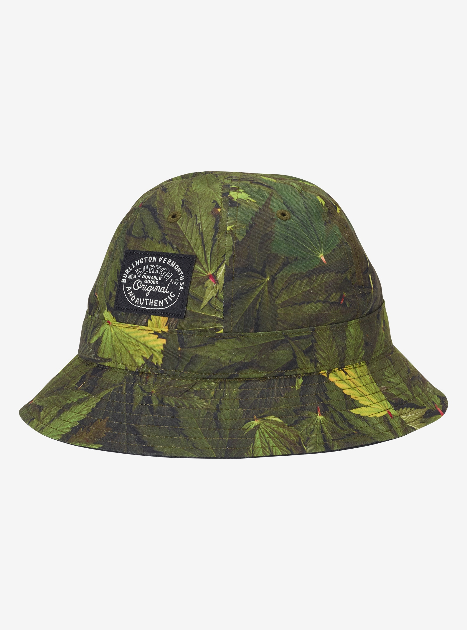 Burton Thompson Bucket Hat shown in Camobis