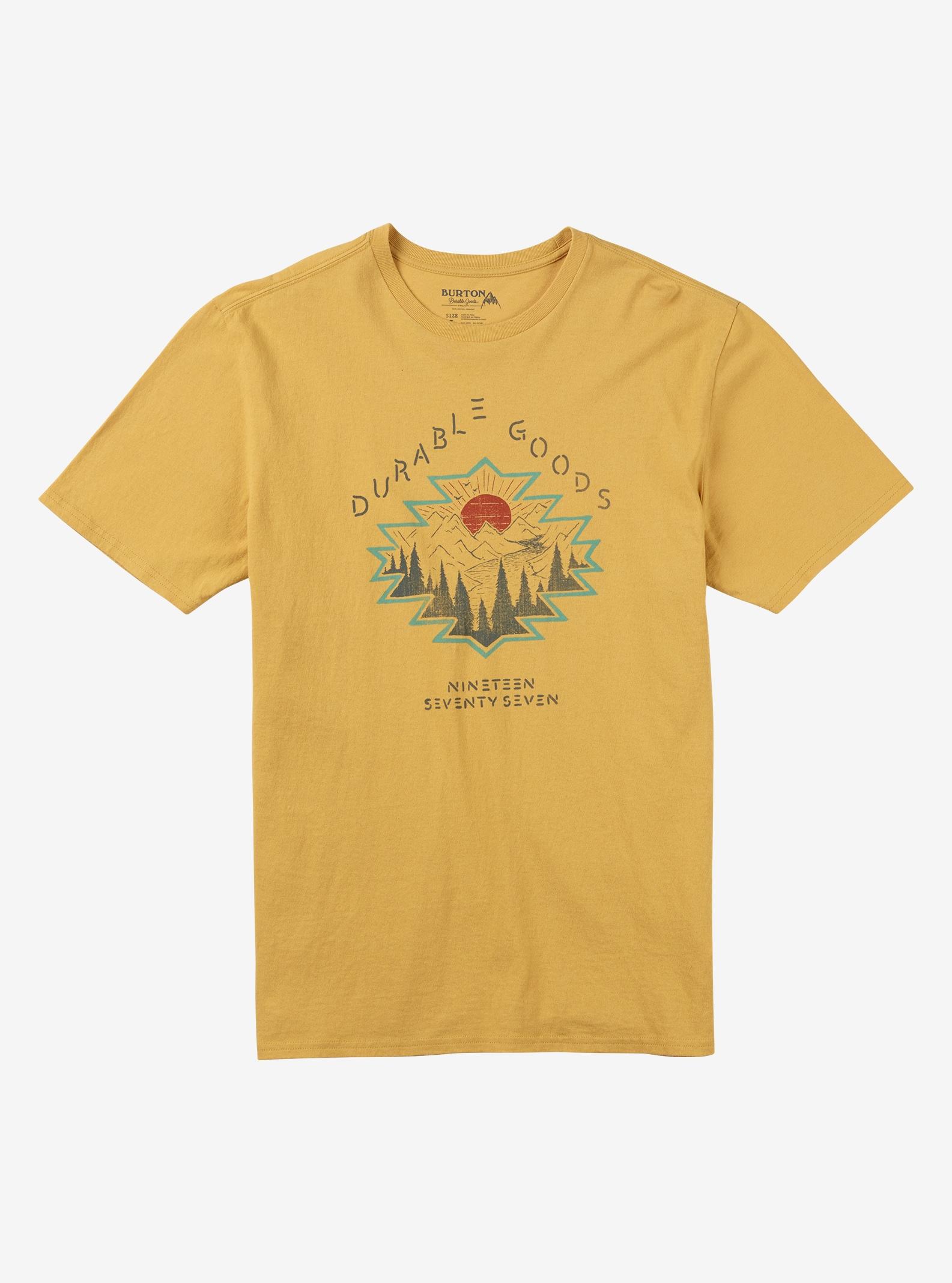 Burton Eldorado Short Sleeve T Shirt shown in Sunrise