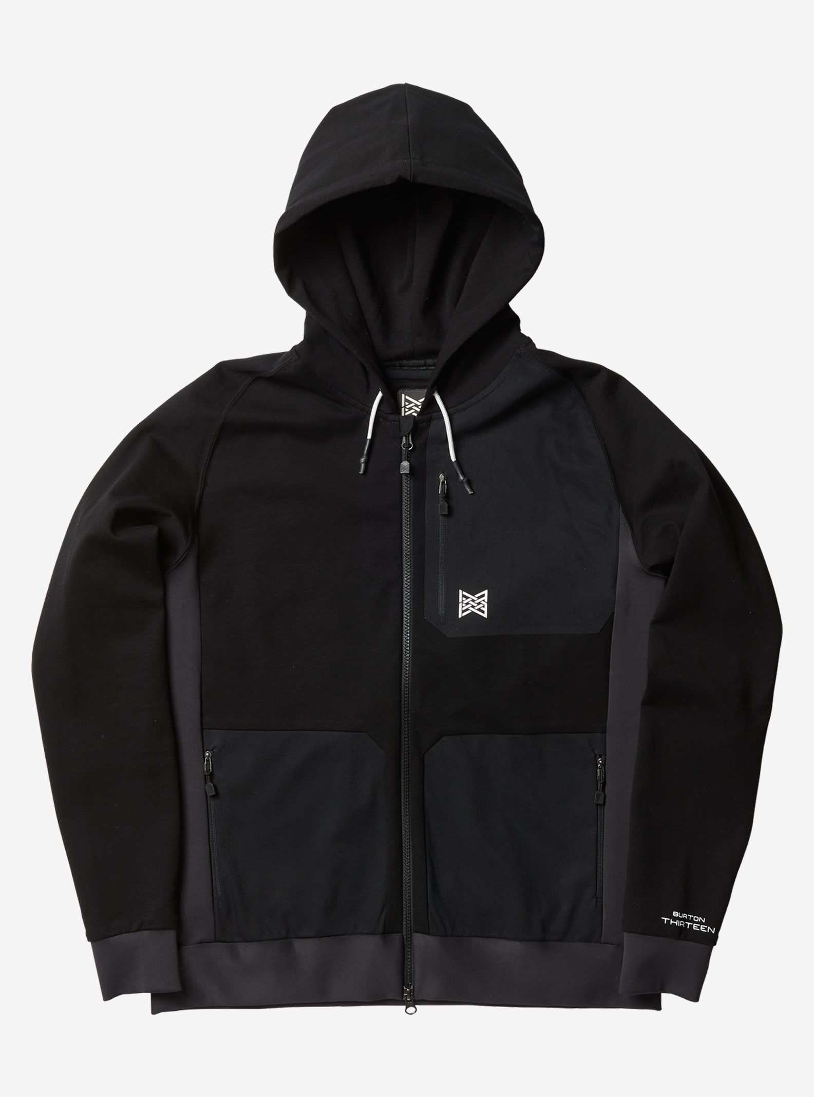 Burton THIRTEEN Typhon shown in Black