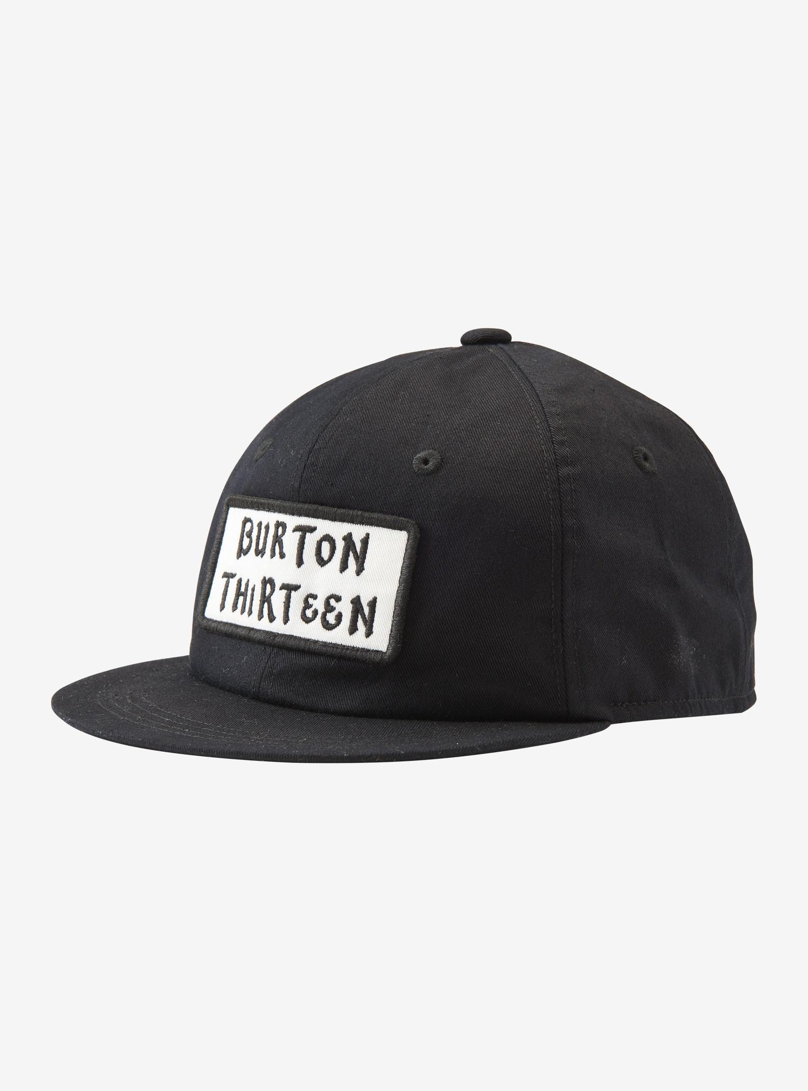 Burton THIRTEEN Podarge shown in Black