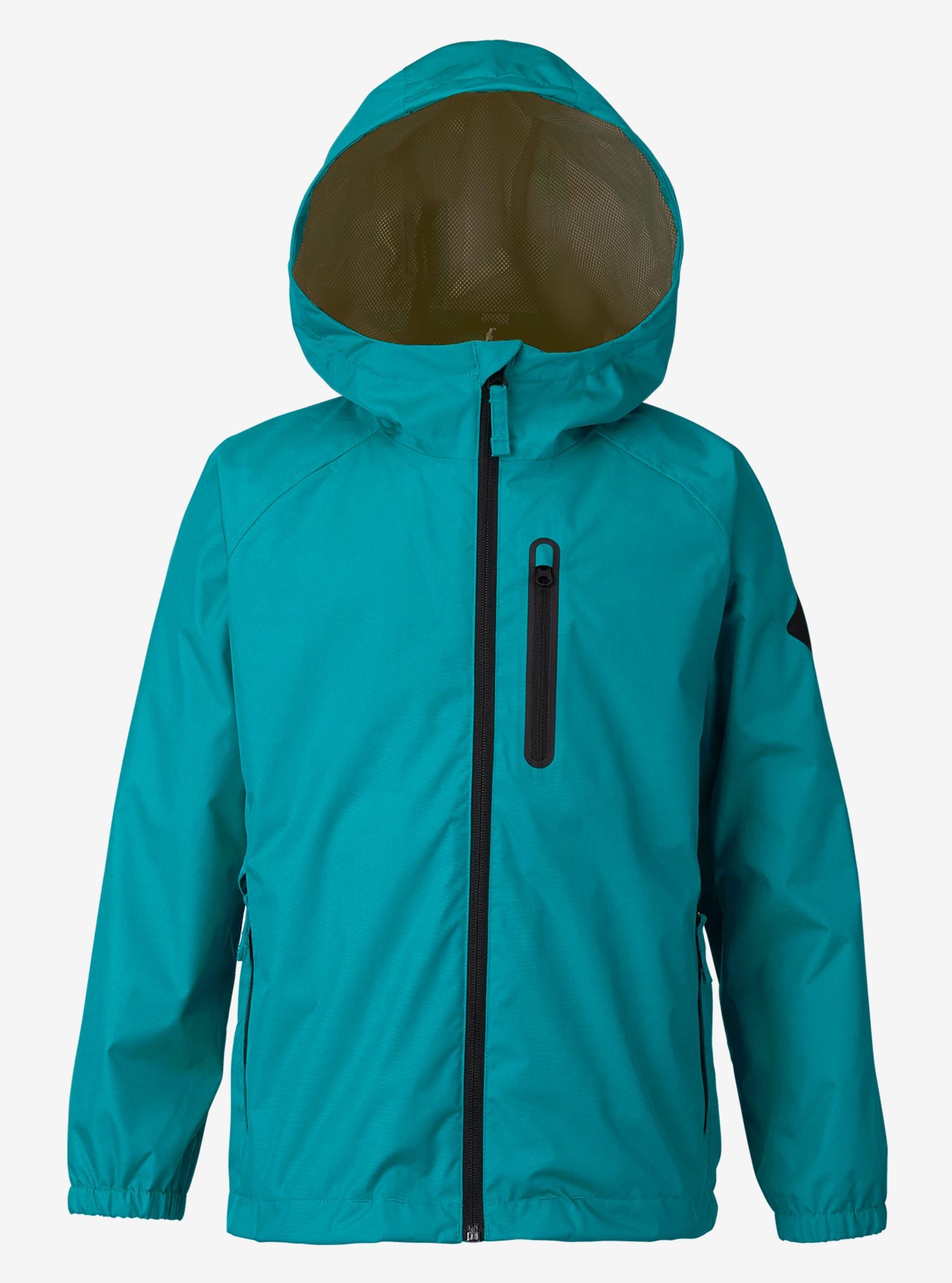 Burton Boys' Portal Rain Jacket shown in Fanfare