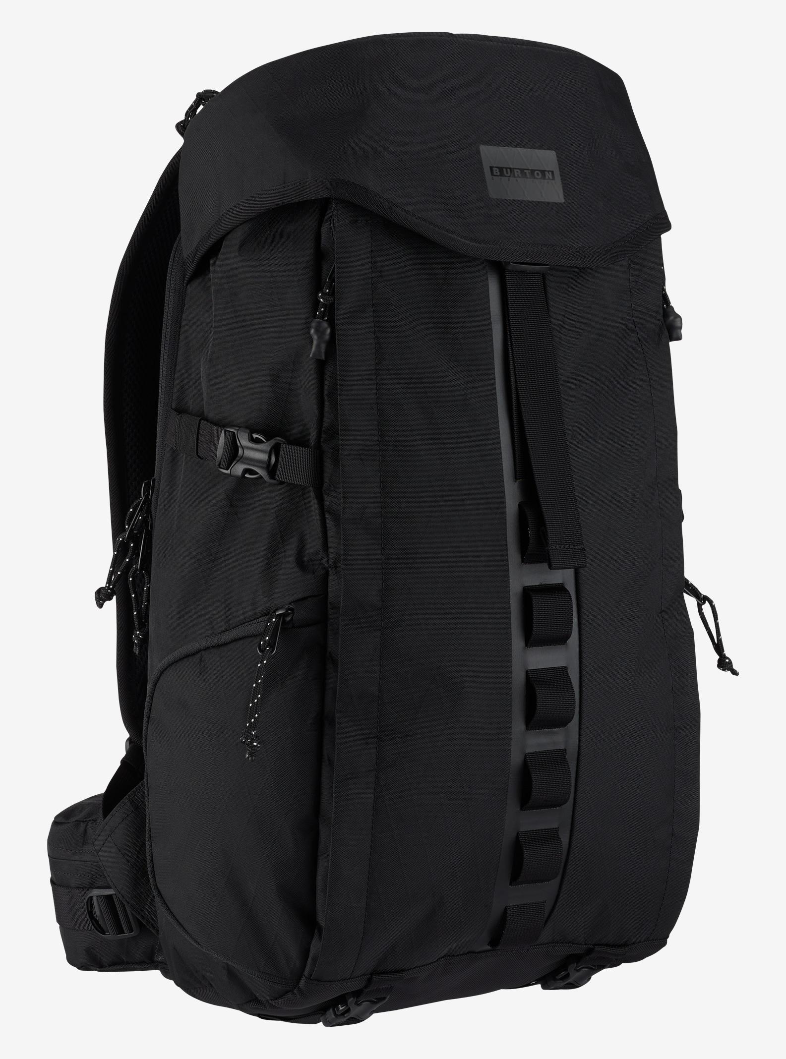 Burton x Aoki Futureproof Backpack shown in Aoki Black