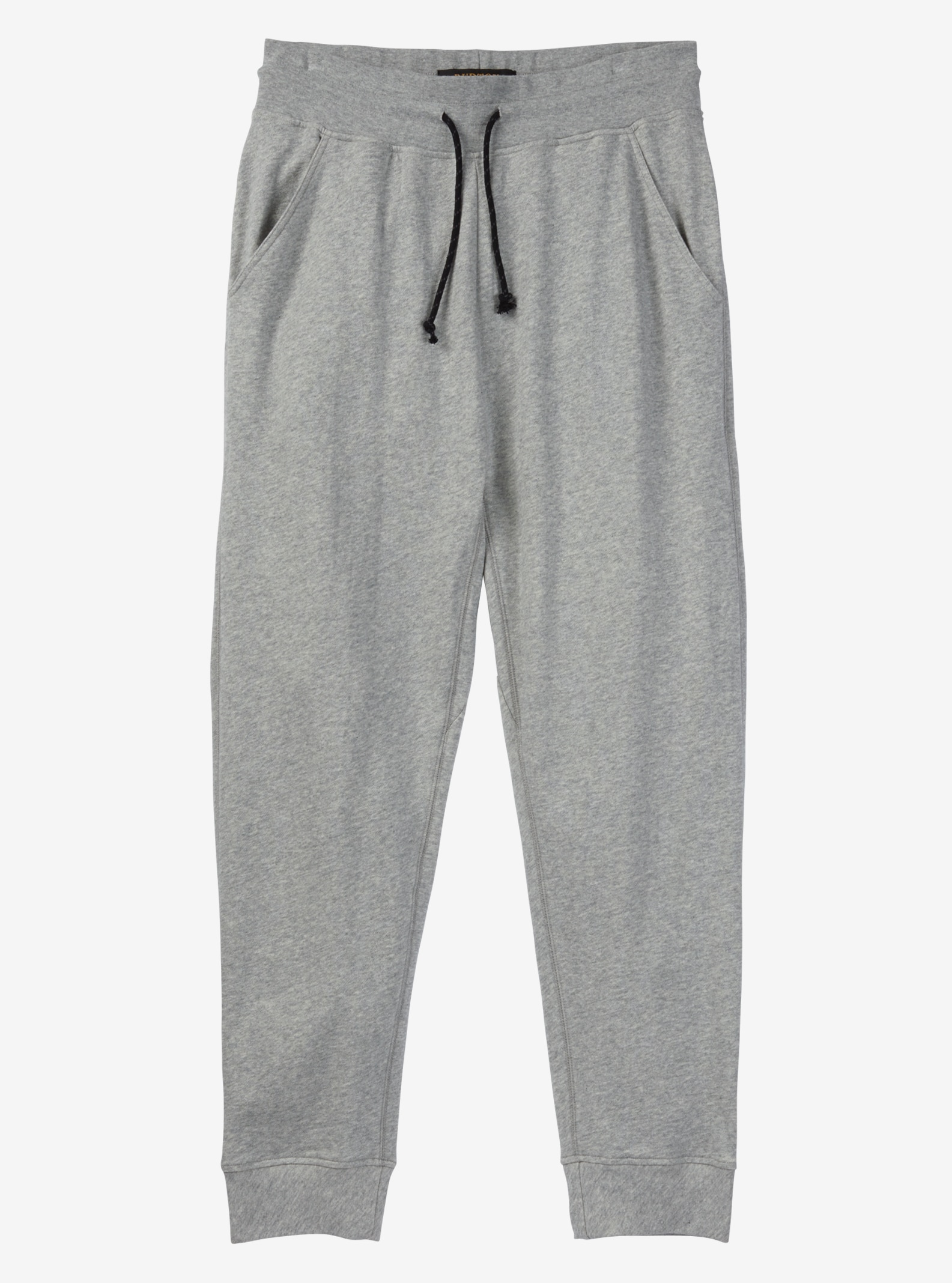 Burton Holston Lite Pant shown in Gray Heather