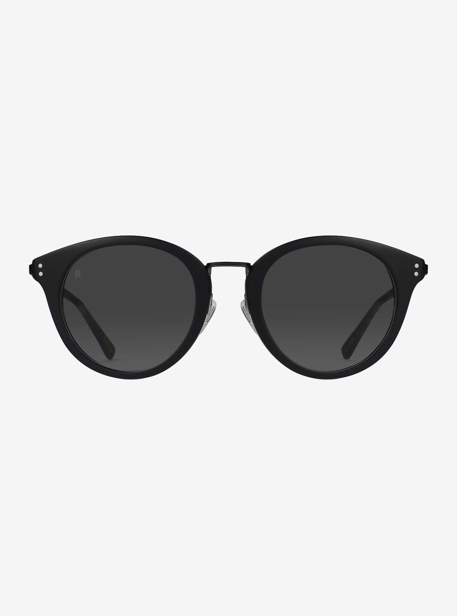 RAEN Potrero Sunglasses shown in Matte Black / Brindle