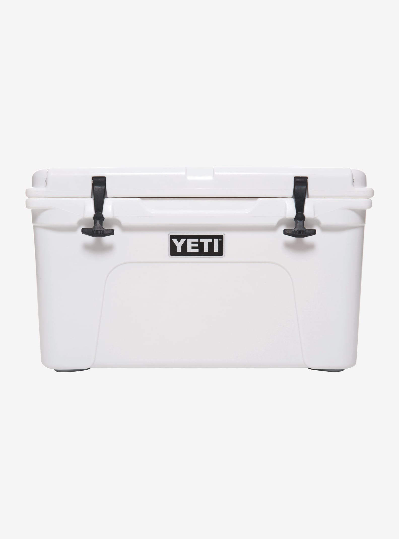 YETI Tundra 45 Cooler shown in White