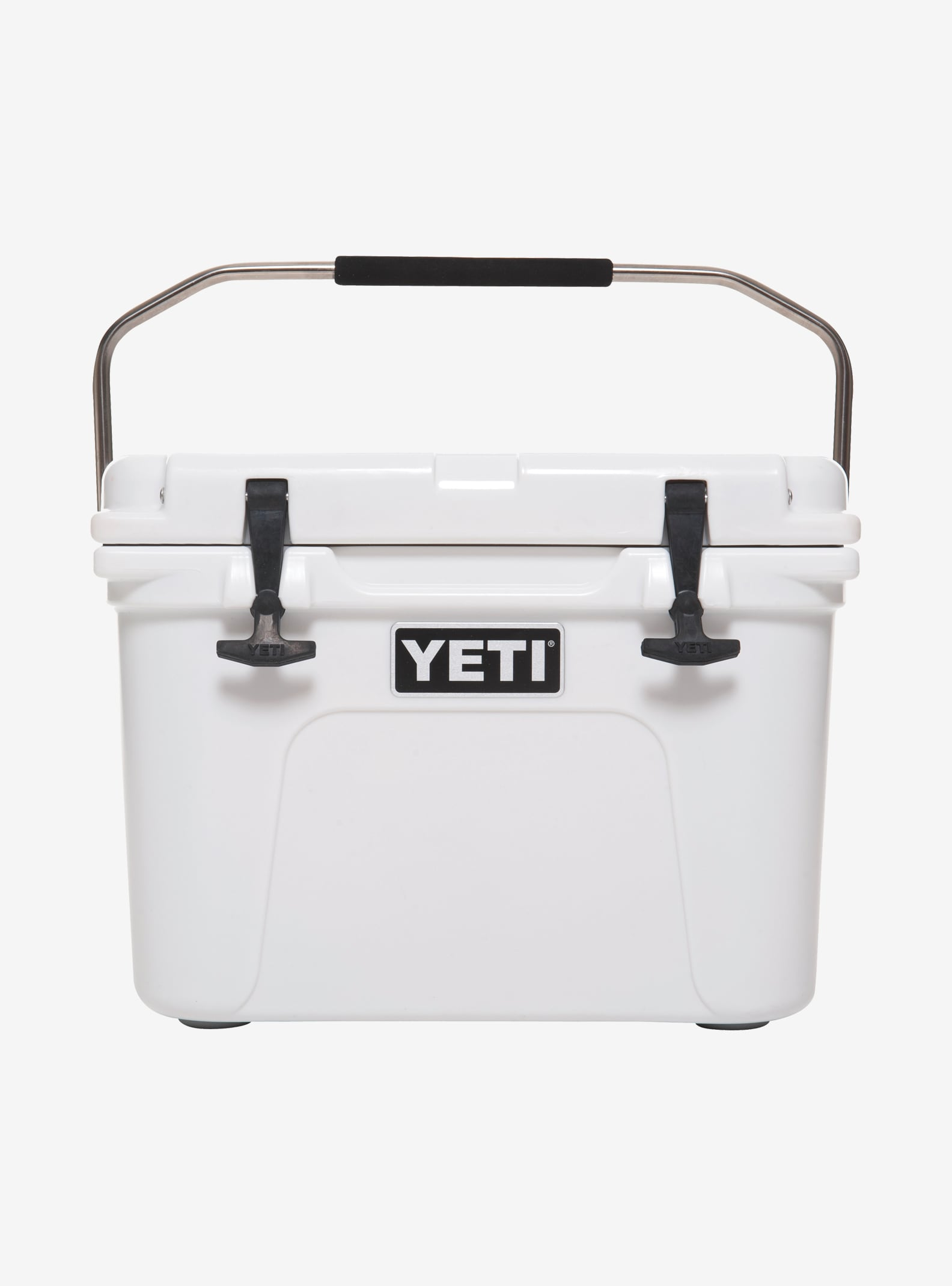 YETI Roadie 20 Cooler shown in White