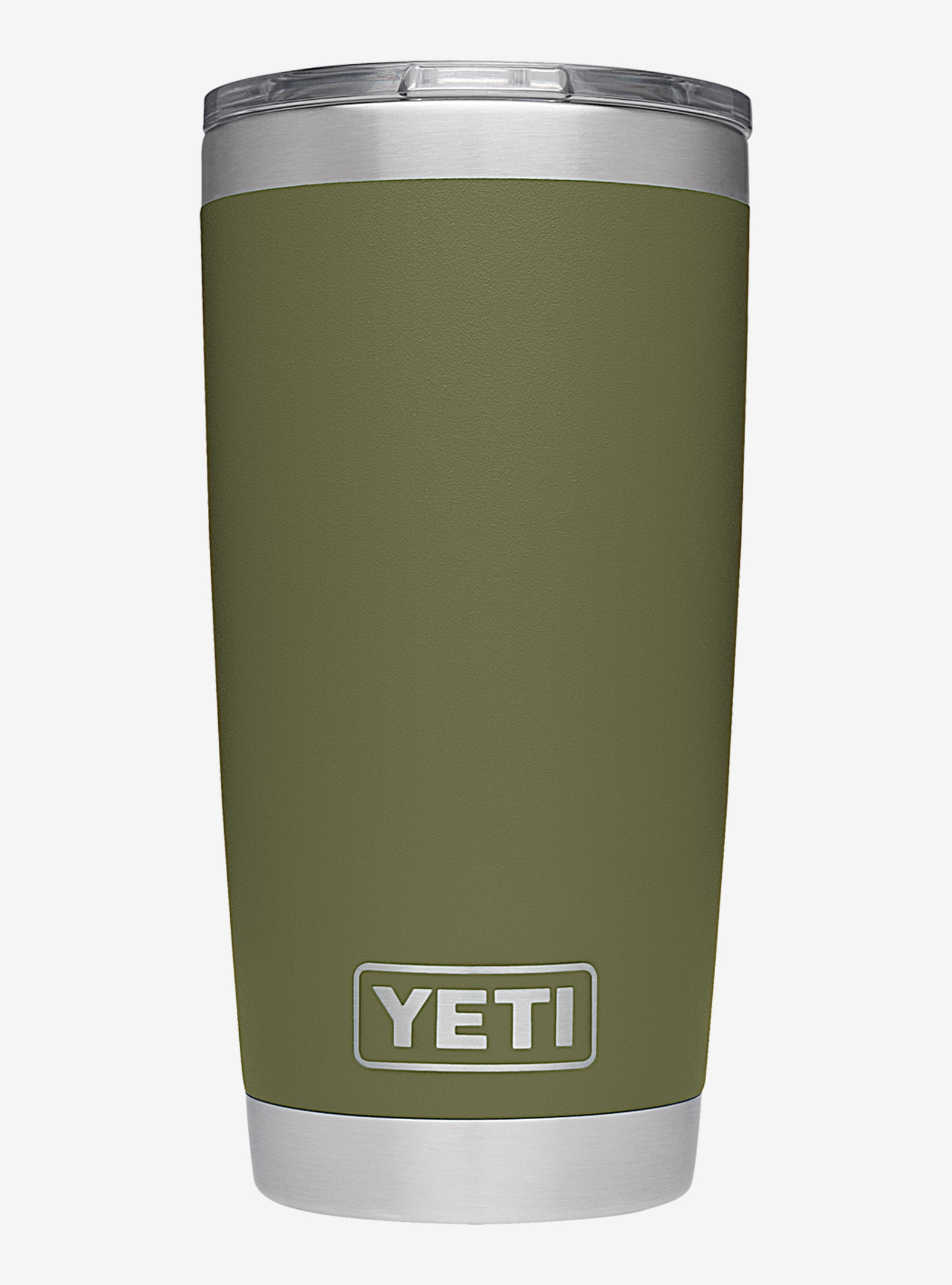 YETI Rambler Mug - 20oz shown in Dark Green