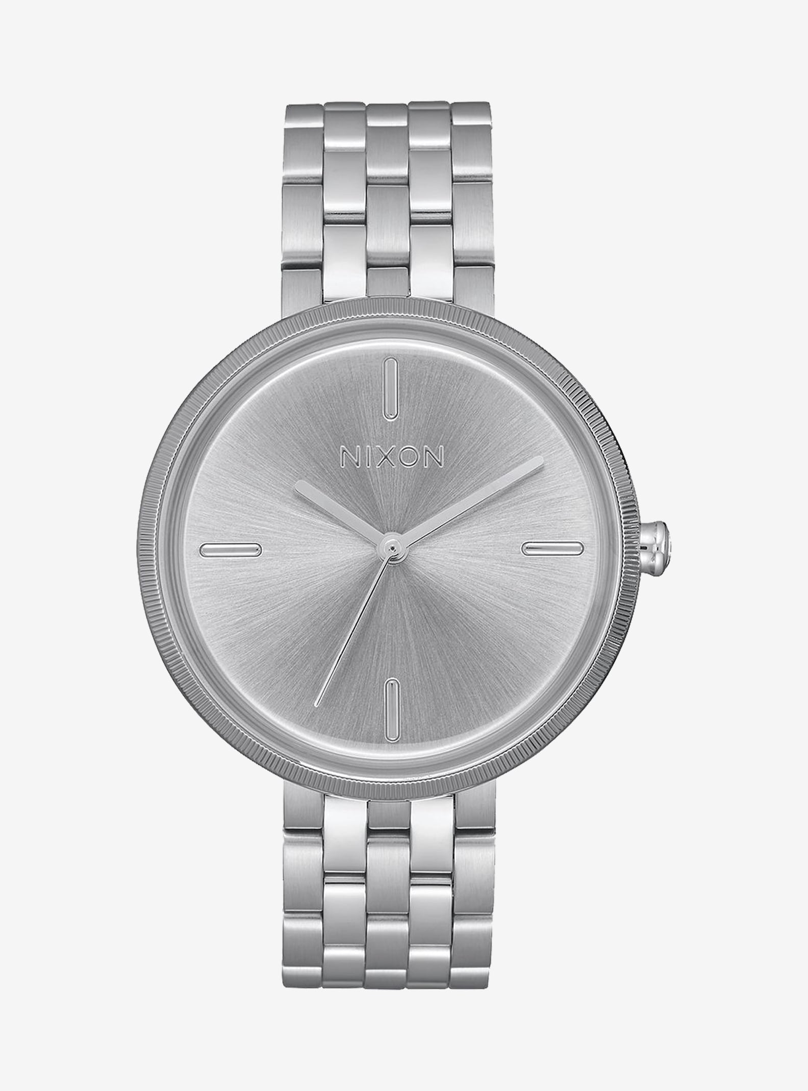 Nixon Vix Watch shown in Silver