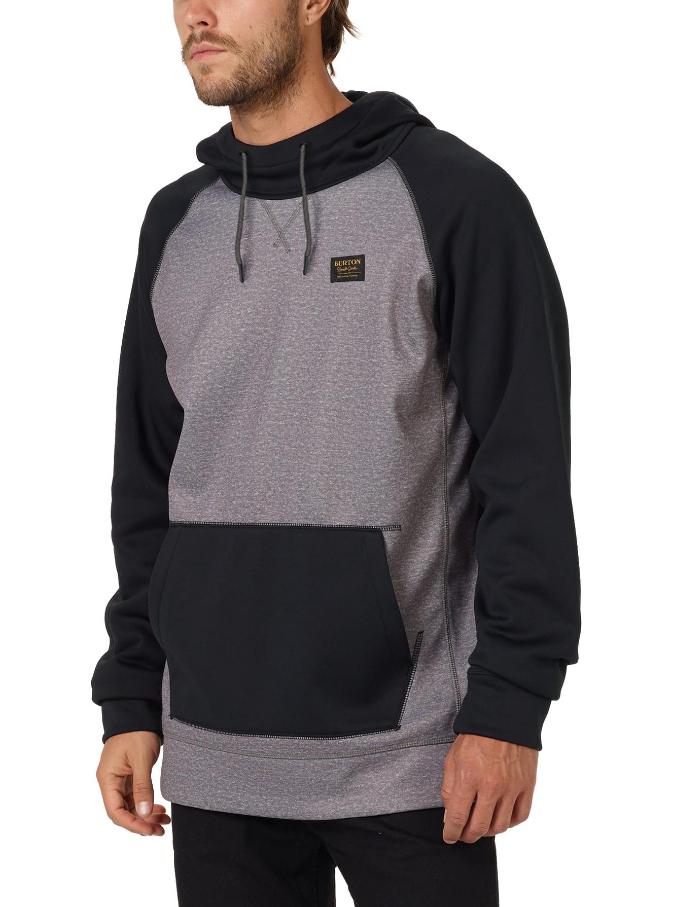 online porter hoodie sleeper black head detail burton ex share plus products