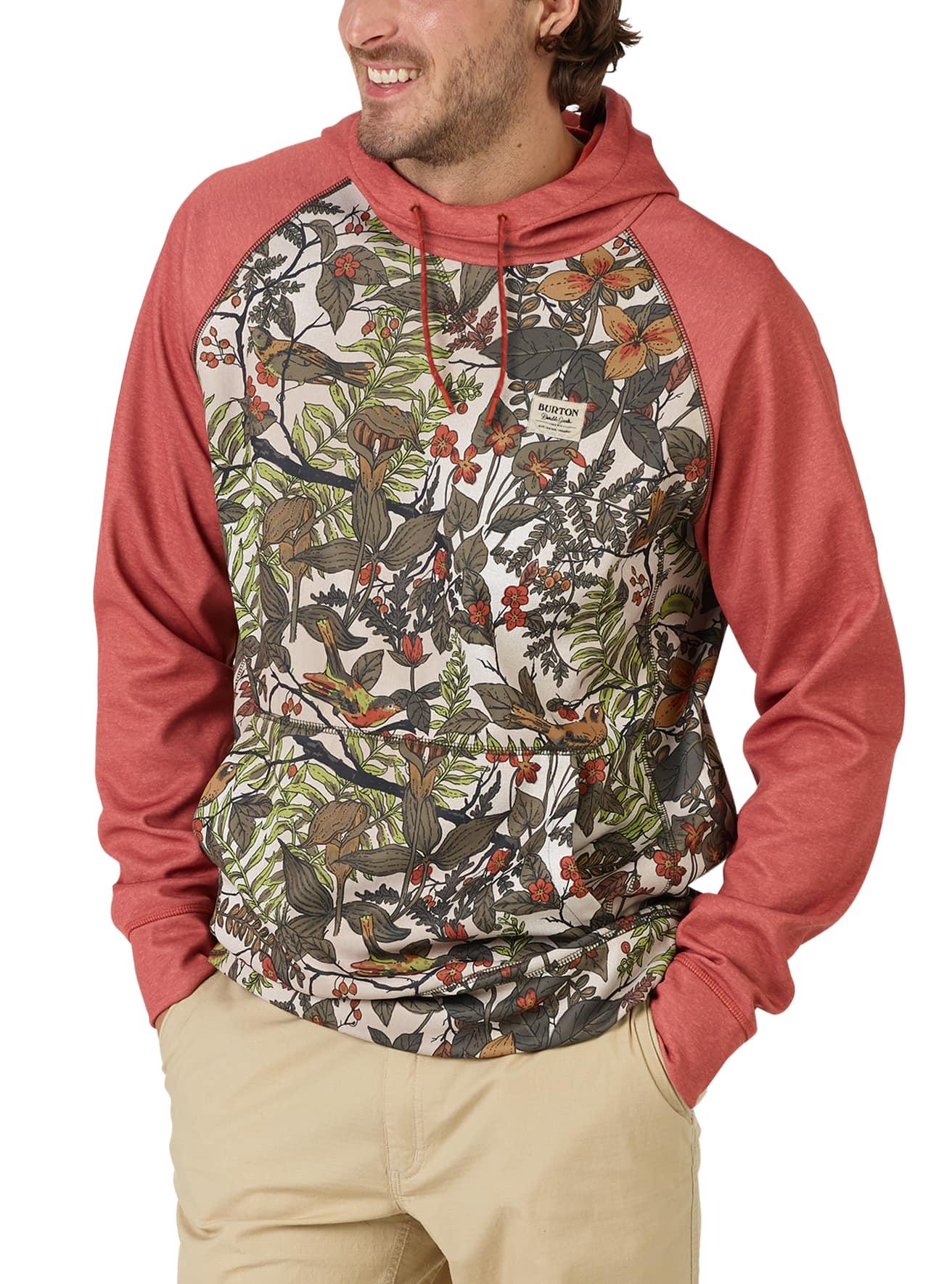 sleeper burton l design p hoodie fragment sumally