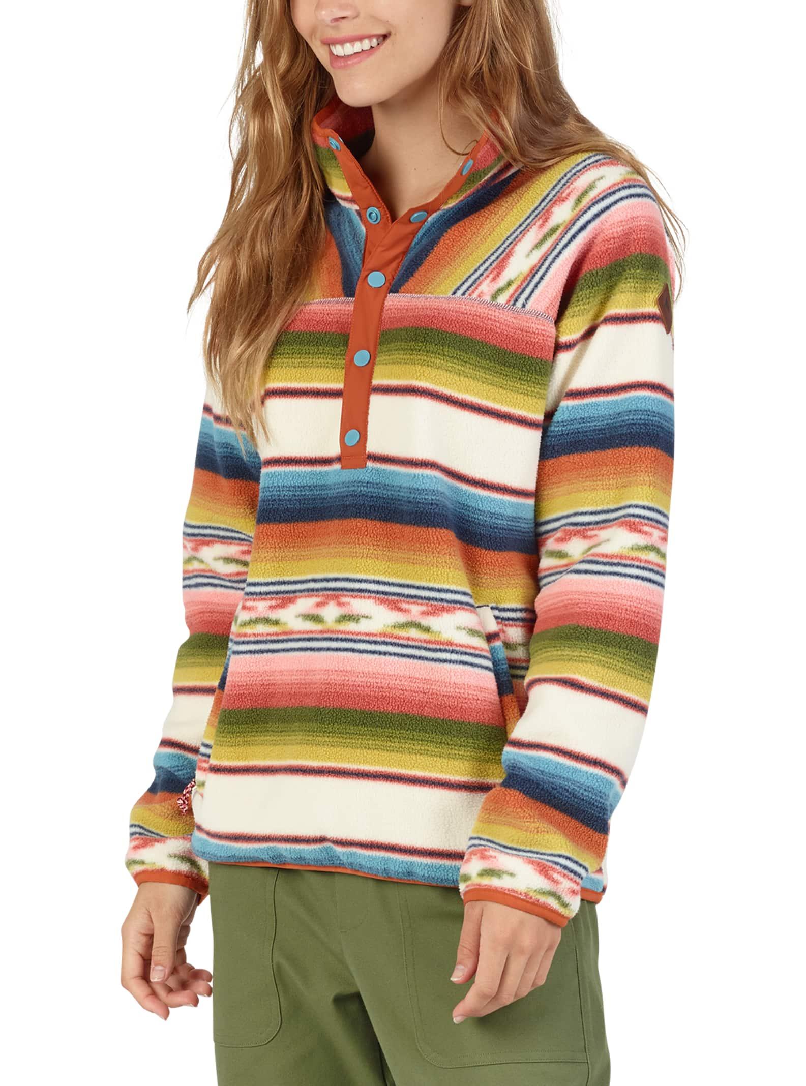 6b8d21b541 Women's Burton Hearth Fleece Pullover